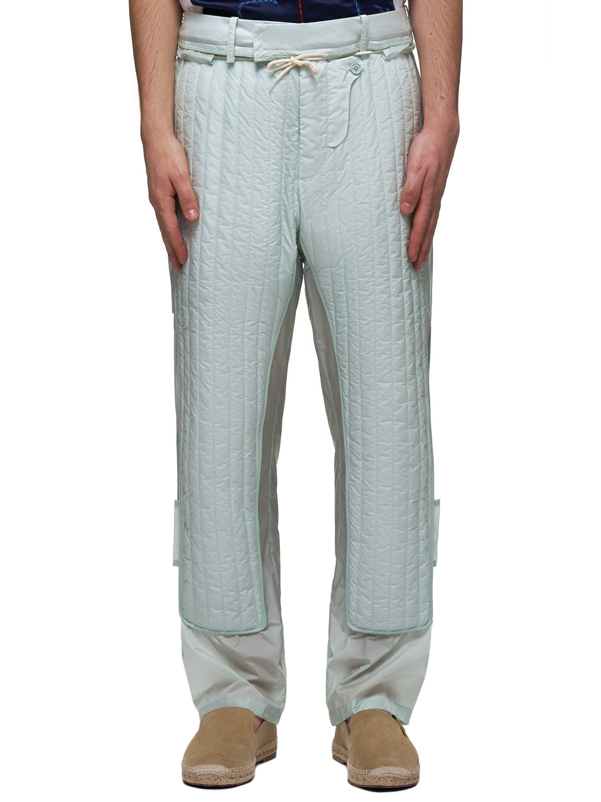 Craig Green Quilted Pants - Hlorenzo Front
