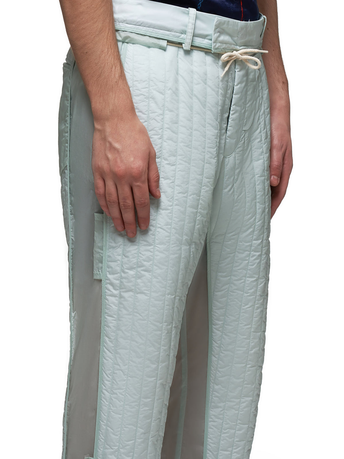 Craig Green Quilted Pants - Hlorenzo Detail 2