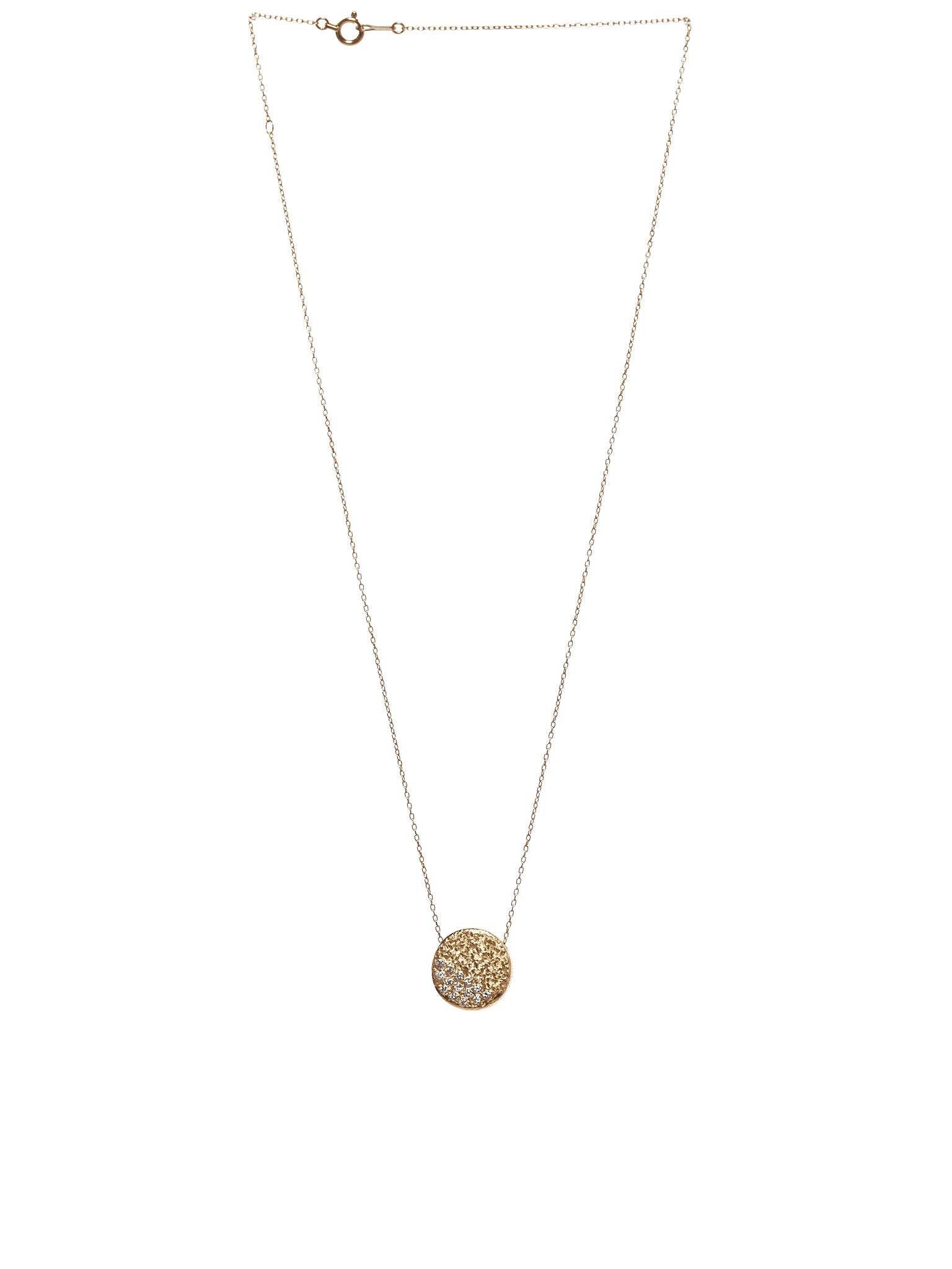 Stones Stone Zoo Necklace - Hlorenzo Back