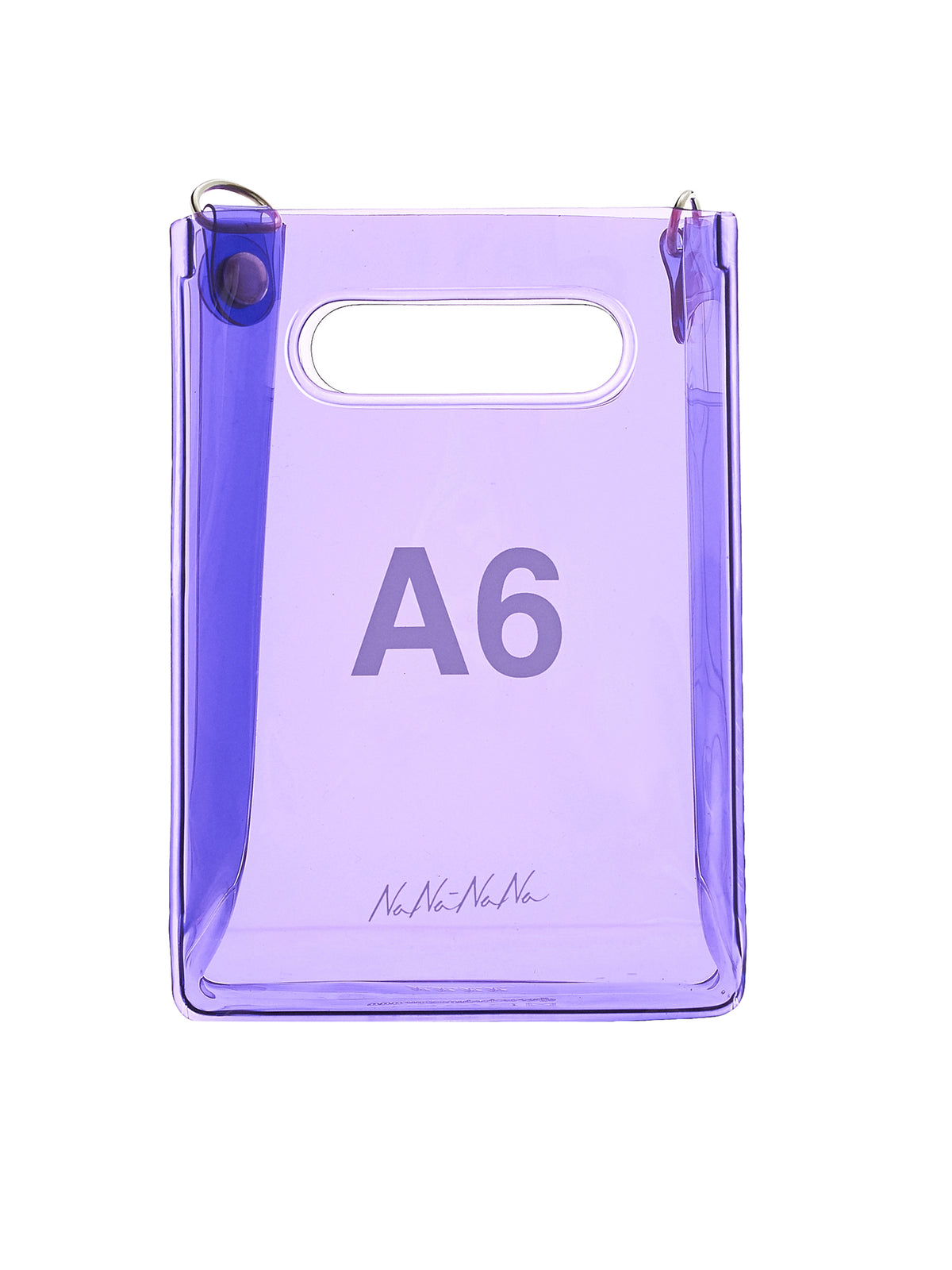 A6 PVC Bag (NA-021-A6-PURPLE)