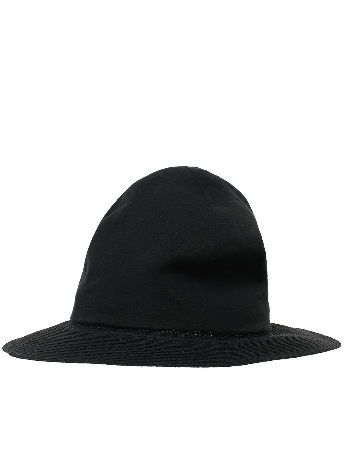 Straw Hat (NH-H01-360-BLACK)