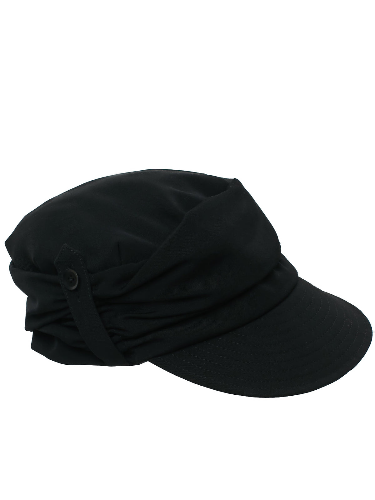Wool Cap (NH-H04-100-BLACK)