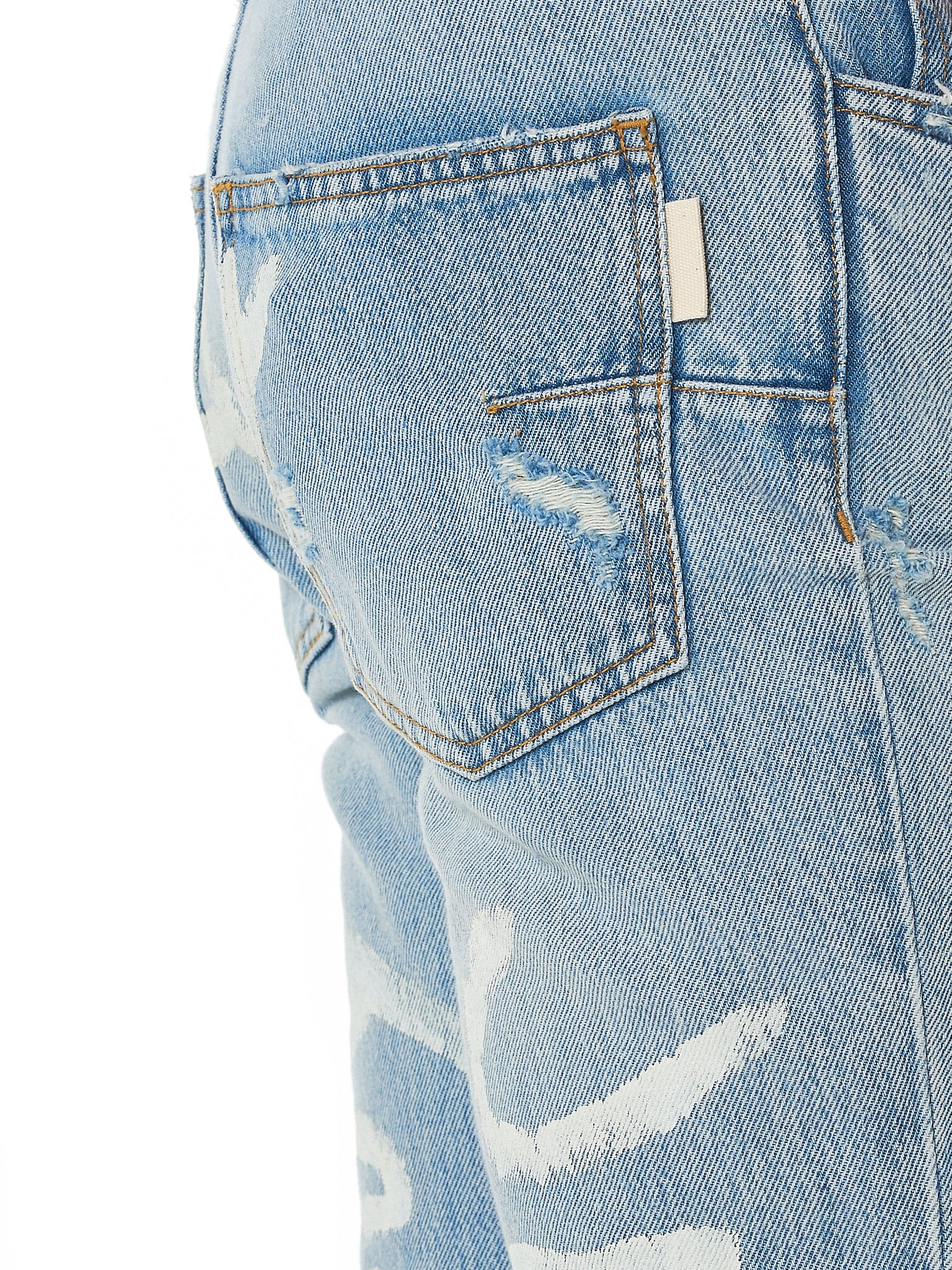 IH NOM UH NIT Distressed Denim - Hlorenzo Detail 1