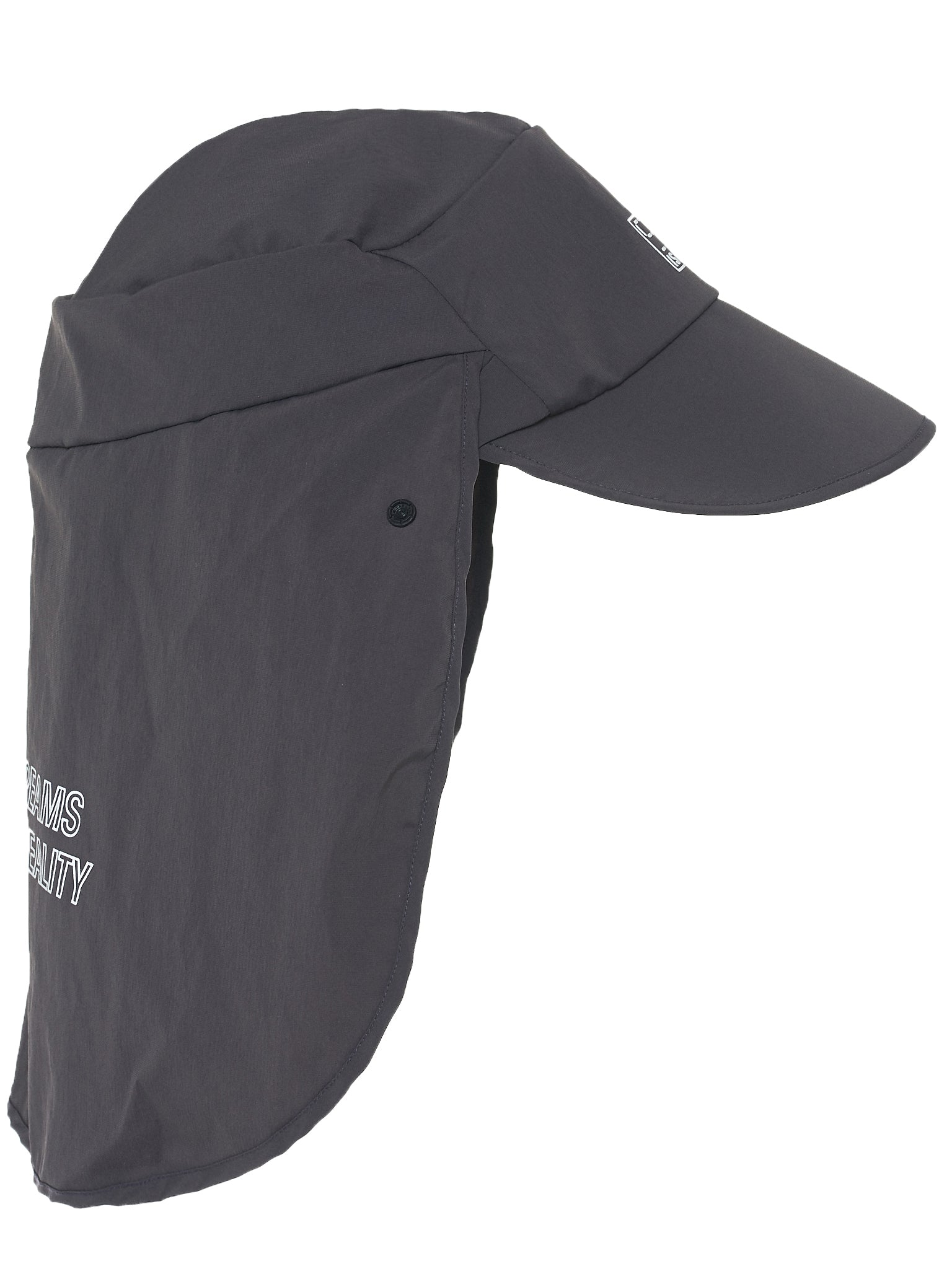 'Night To Dreams' Shielded Cap (NN11-ACC01-GRAY)