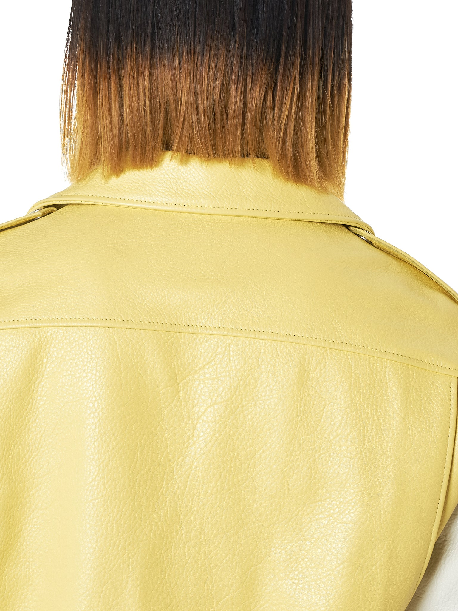99%IS Leather Jacket - Hlorenzo Detail 3