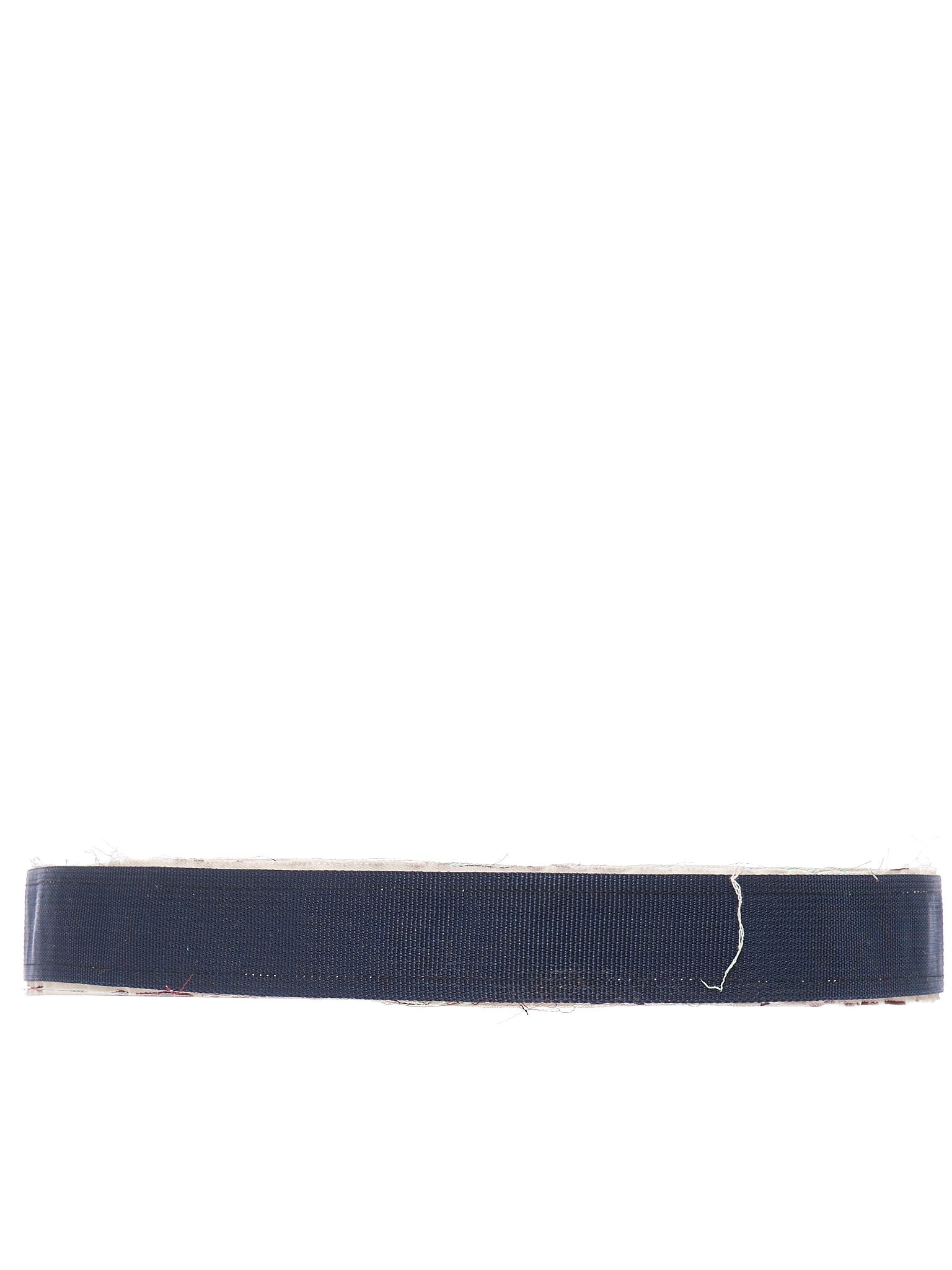Unfinished Belt (NN13-ACC08-NAVY)