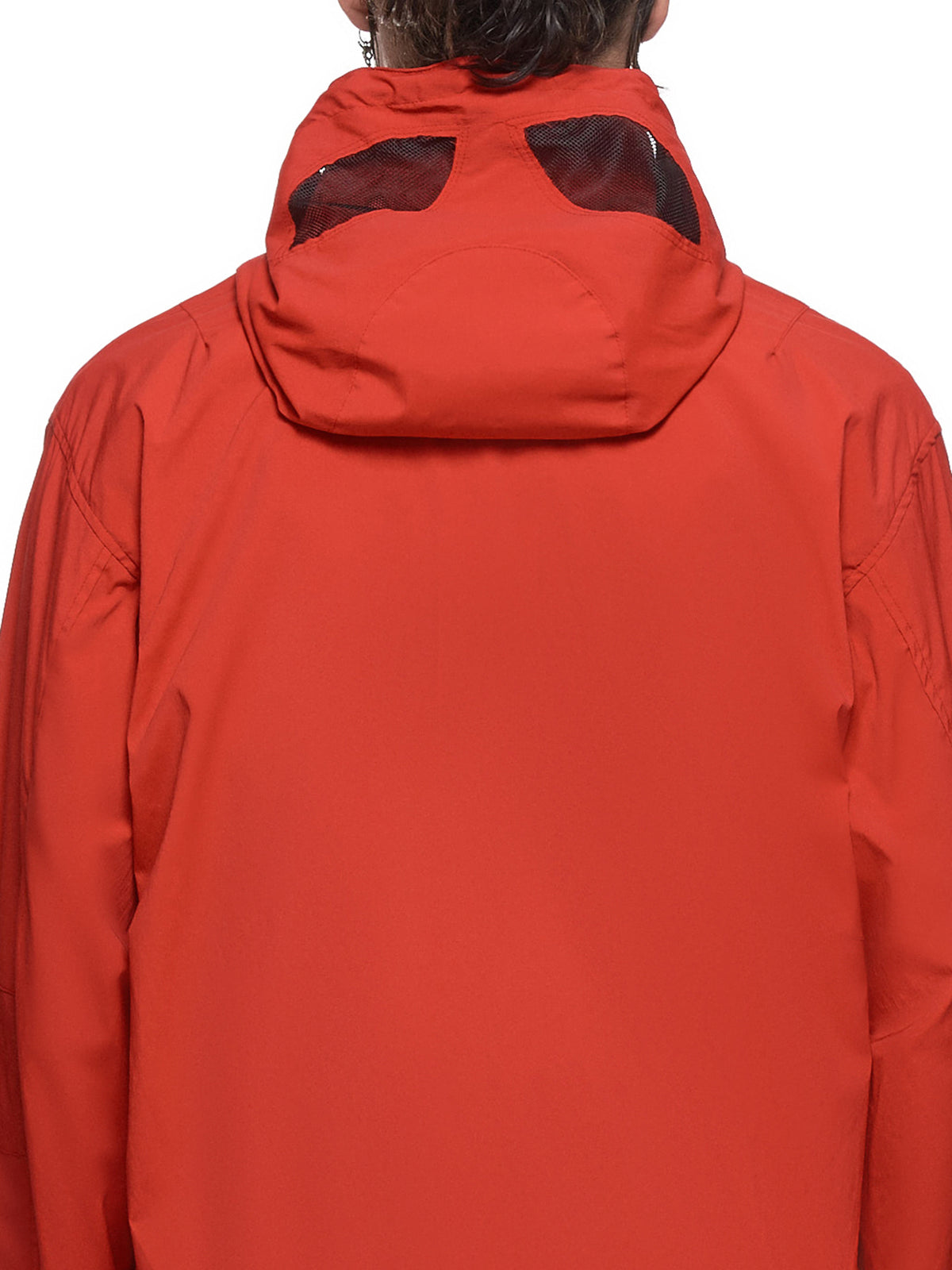 Cord Lock Windbreaker (NN13-HD06-RED)