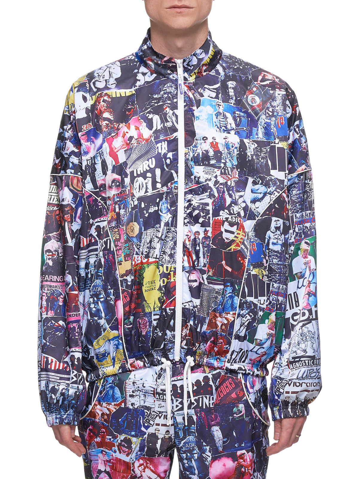 Graphic Jacket (NN13-JK14-MULTI)