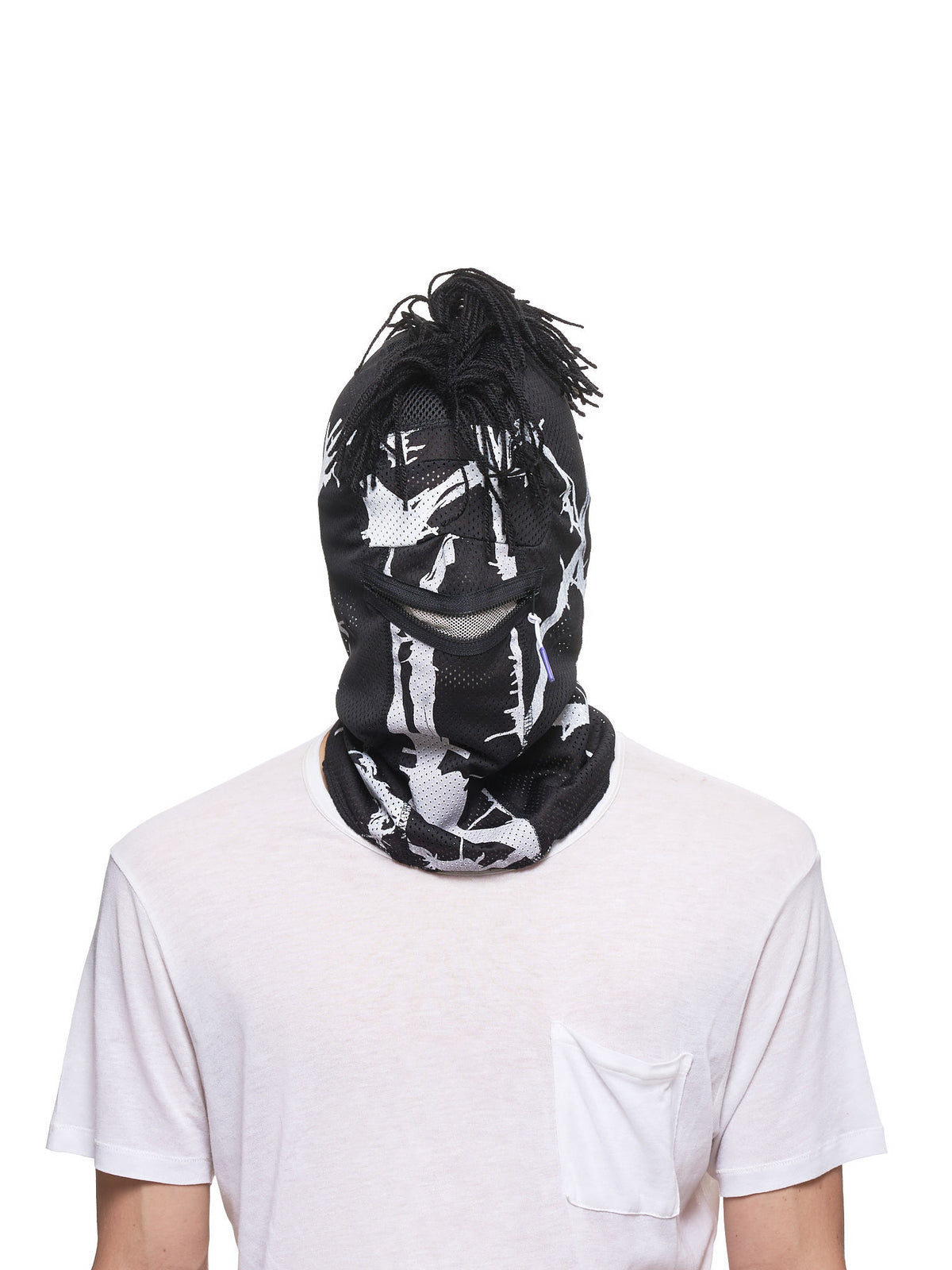 Mohawk Mask (NN14-ACC02-BLACK)