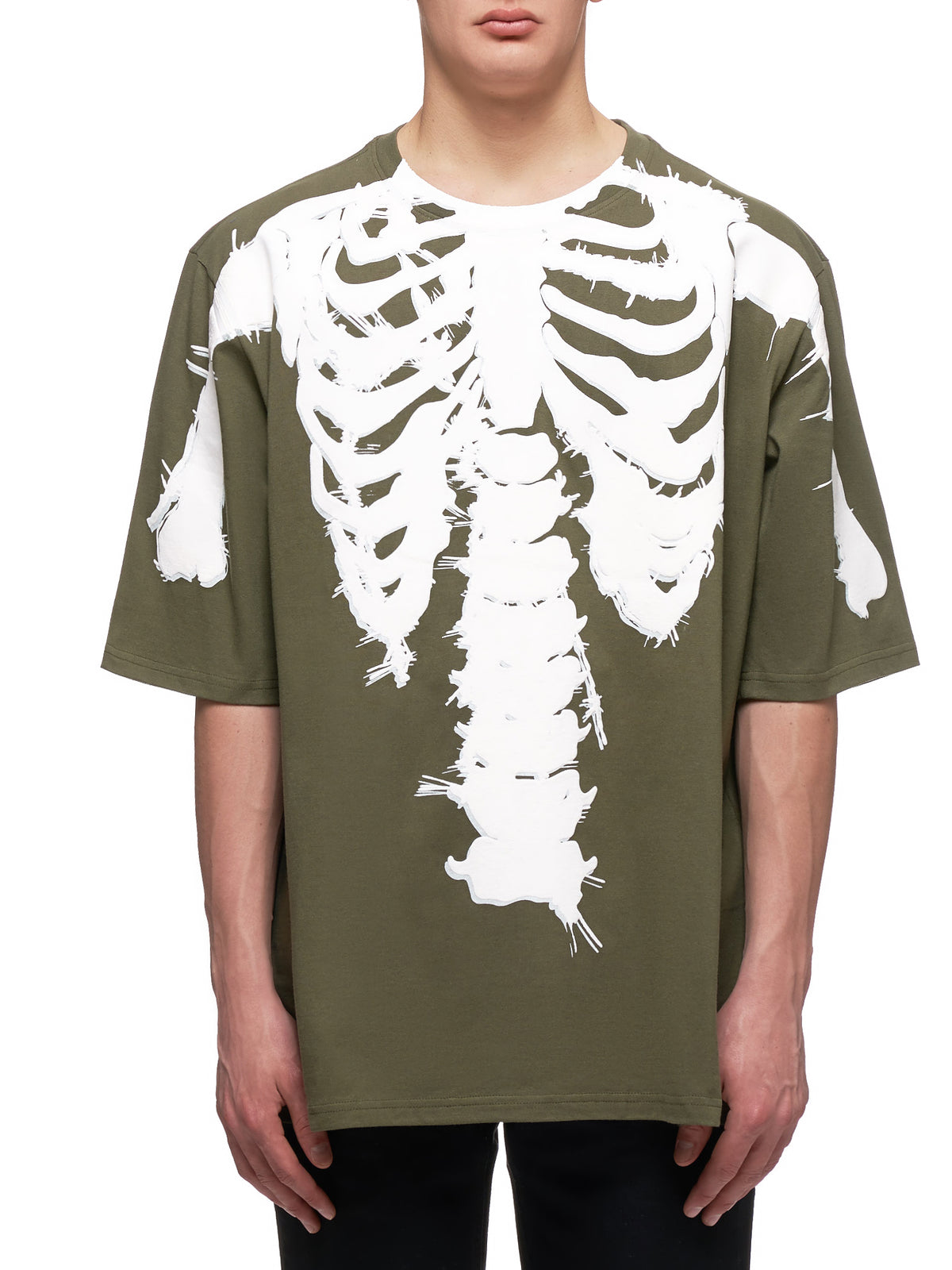 99% IS Skeleton Tee Shirt - Hlorenzo Front