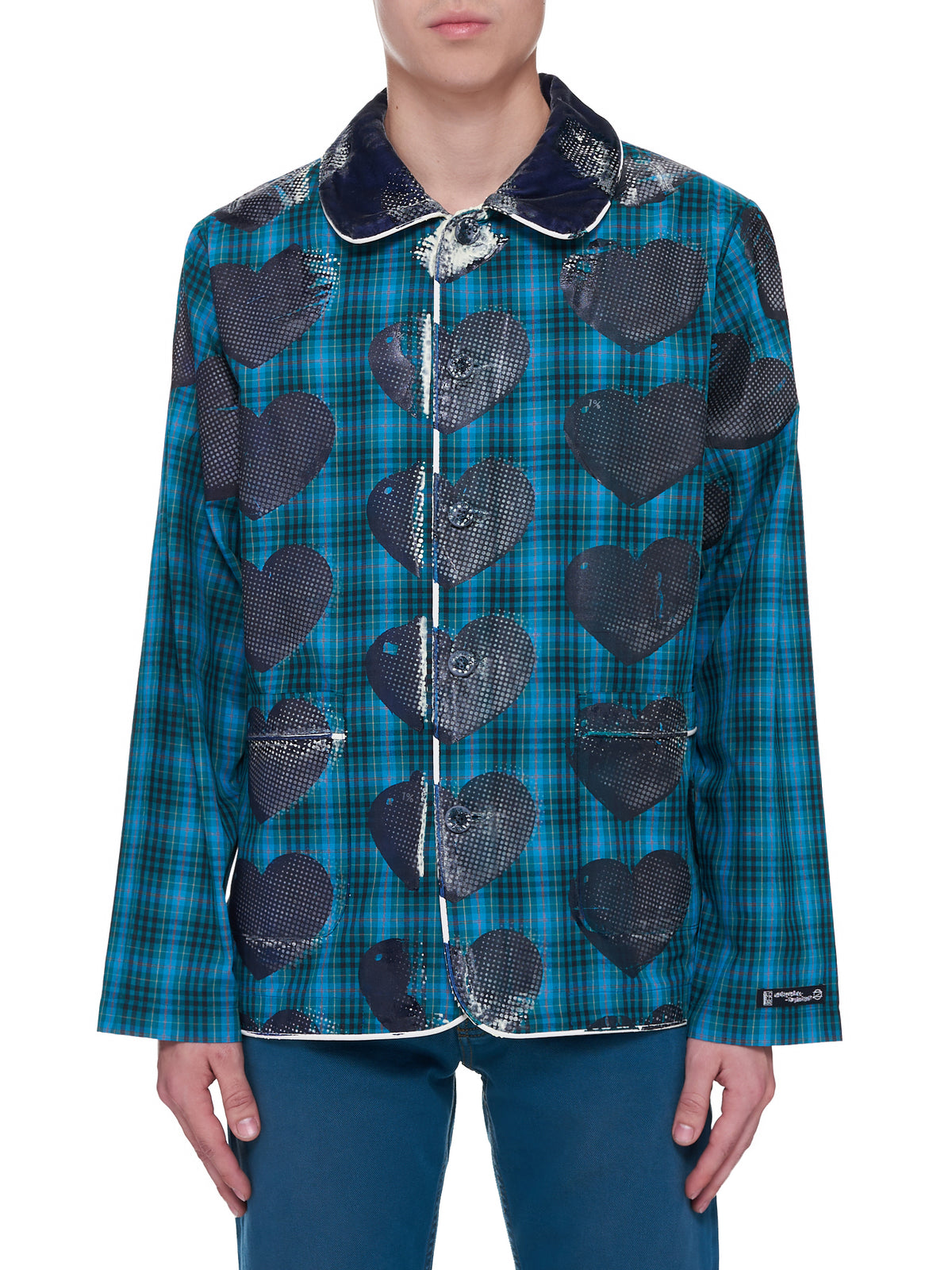 Parlor of Hearts Shirt (NN15-ST09-GREEN)