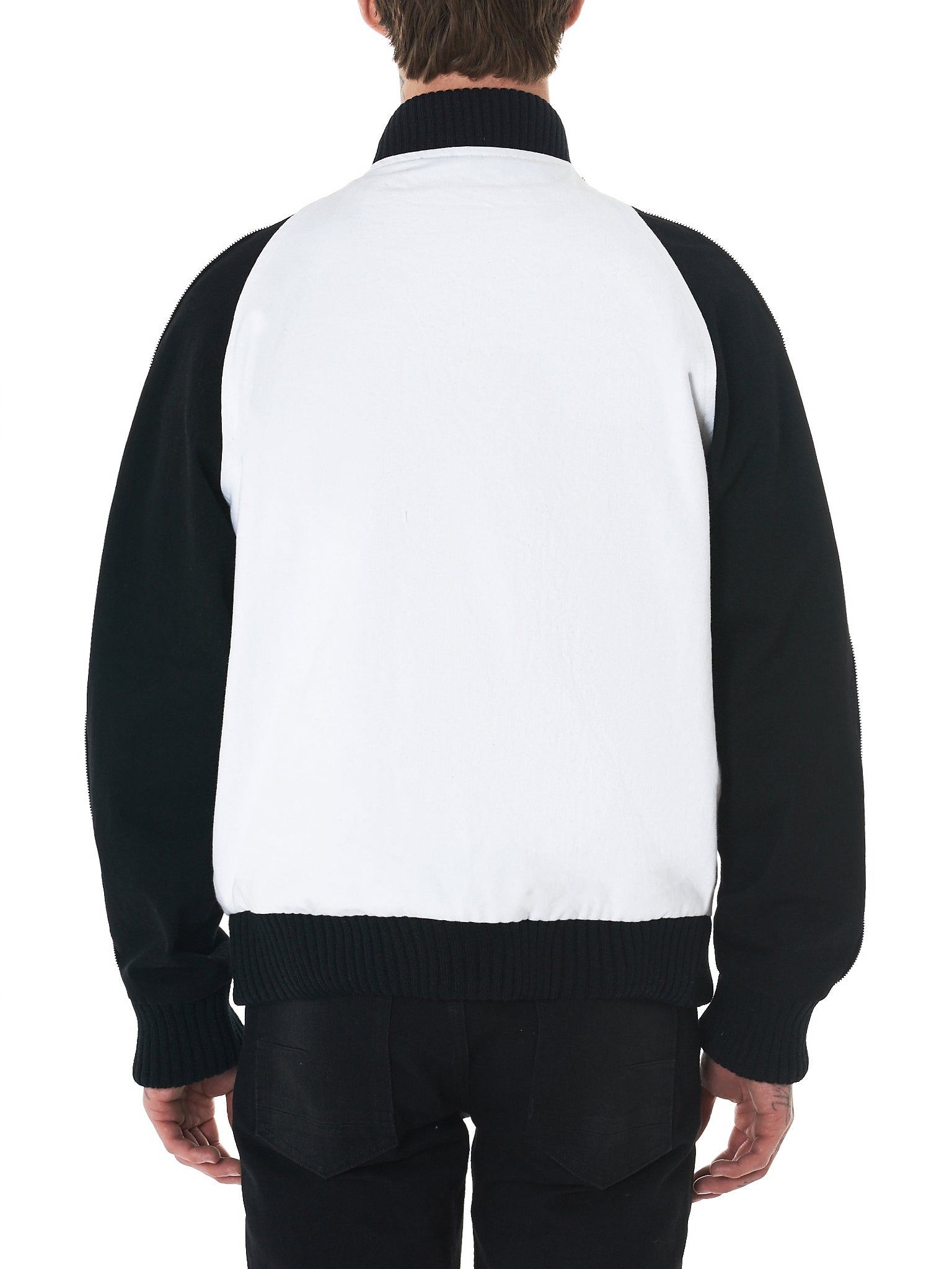 Nahmias Bomber Jacket - Hlorenzo Back