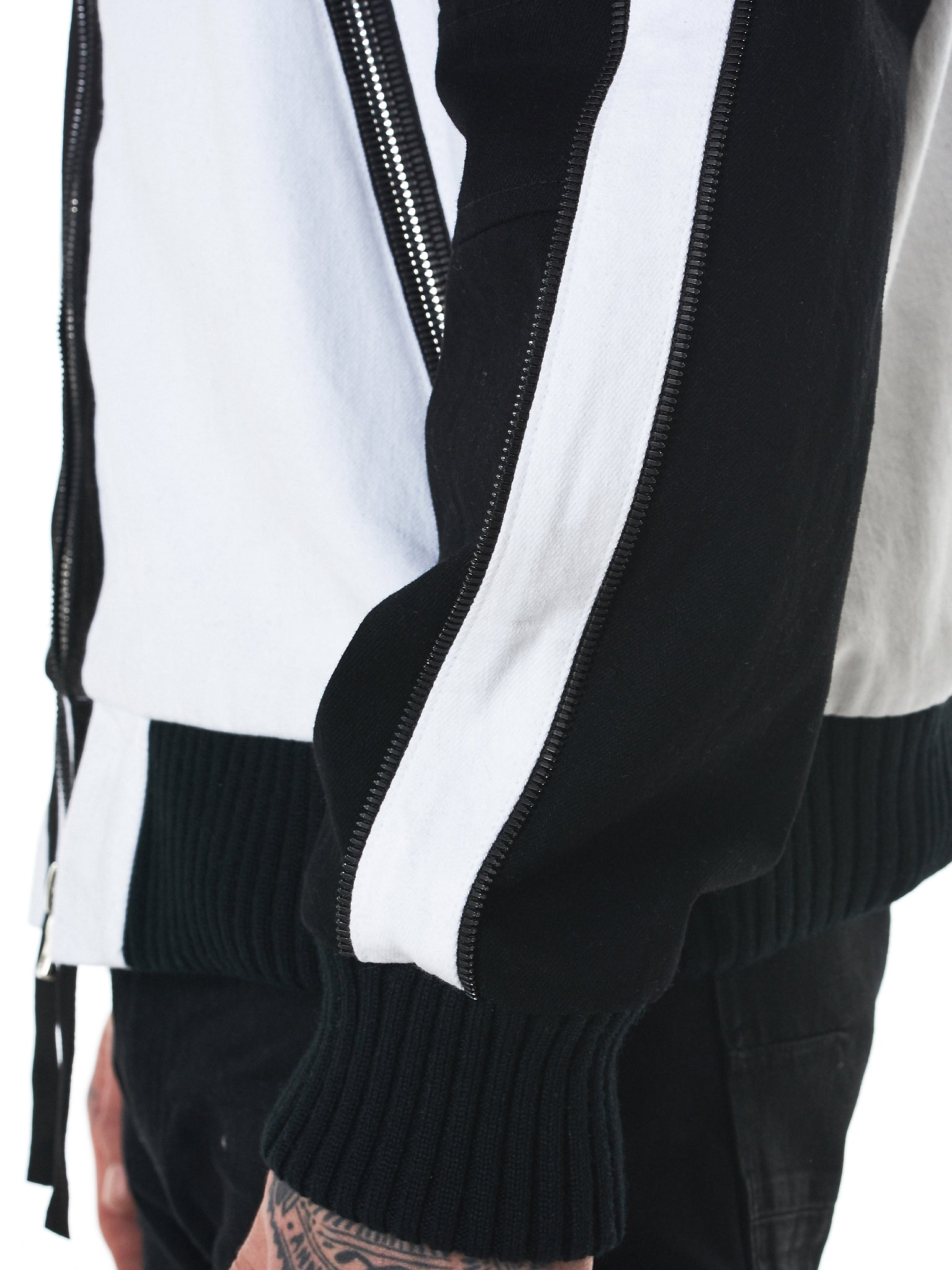 Nahmias Bomber Jacket - Hlorenzo Detail 3
