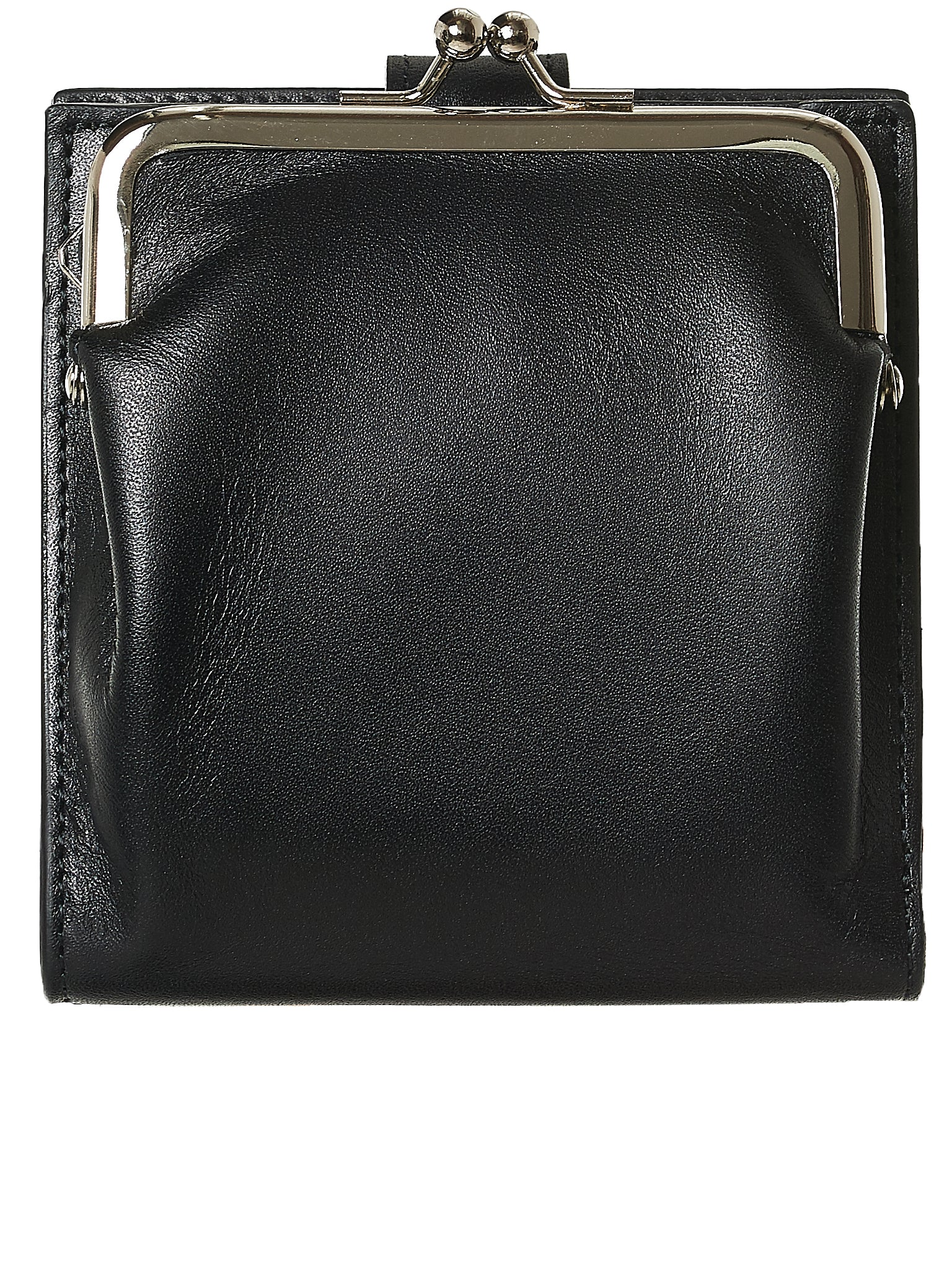 Hybrid Leather Wallet  (NW-A02-760-BLACK)