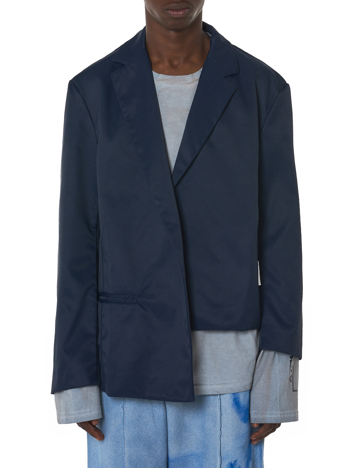A Cold Wall Blazer - Hlorenzo Front