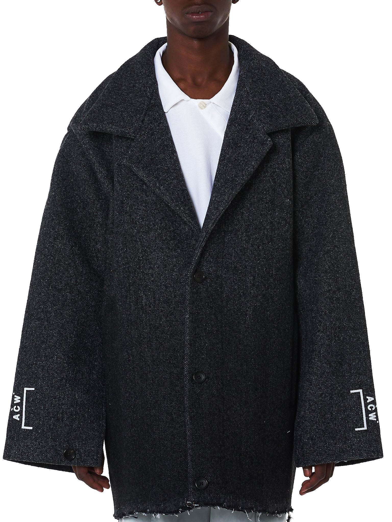 A Cold Wall Coat - Hlorenzo Front