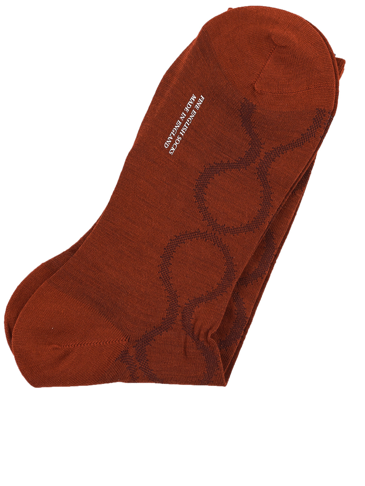 Squiggle Socks (OV9365-P26-0520-P-RED)