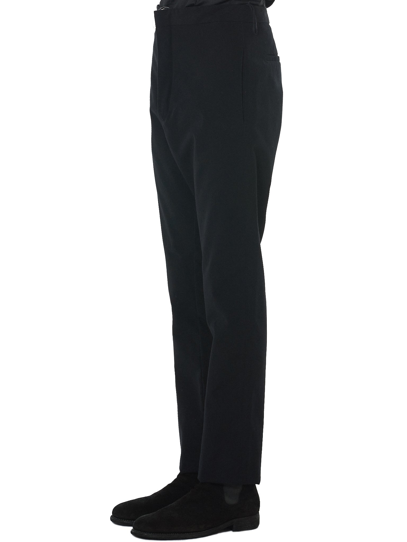Deepti Classic Trousers - Hlorenzo Side