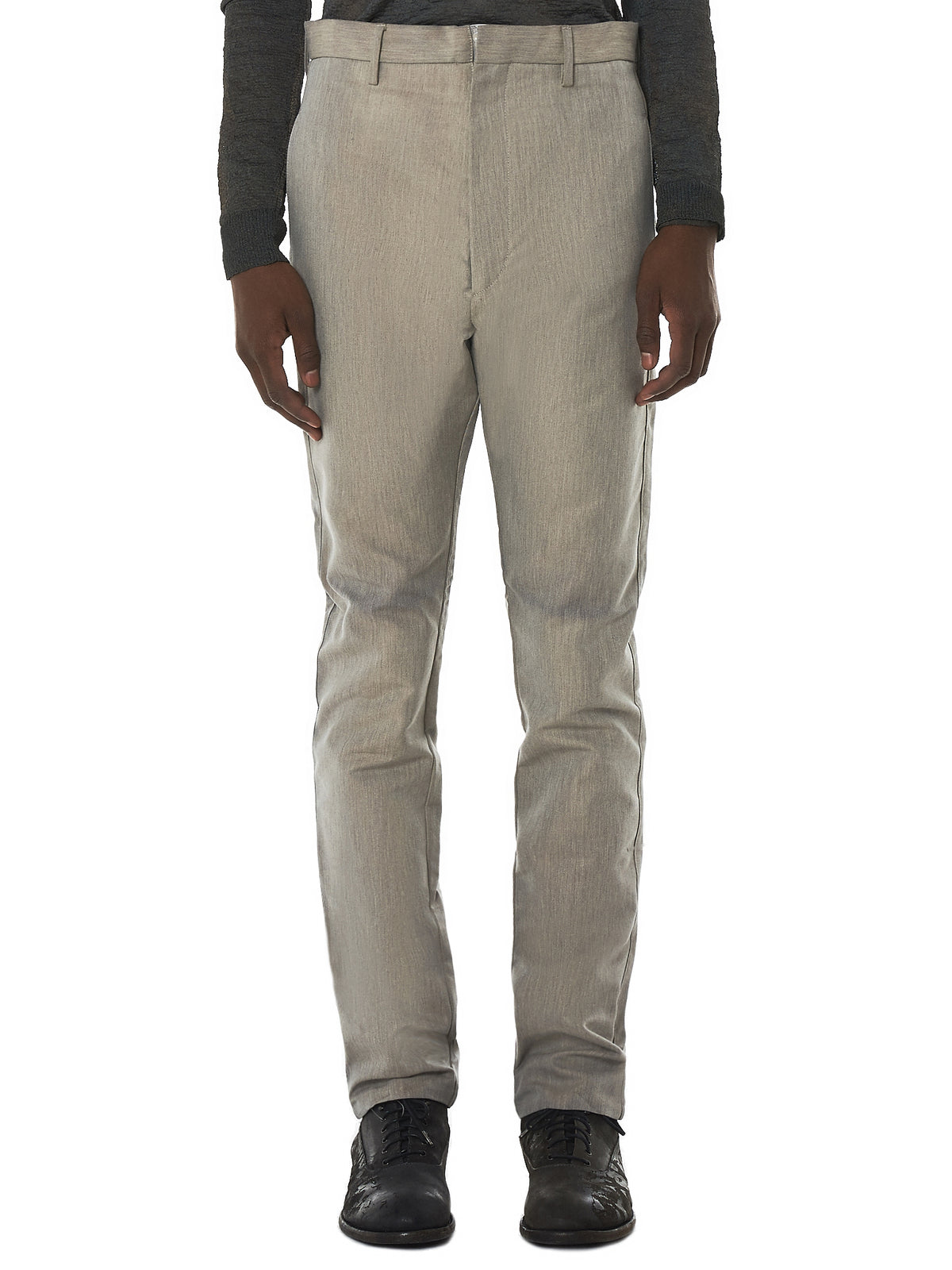 Deepti Trousers - Hlorenzo Front