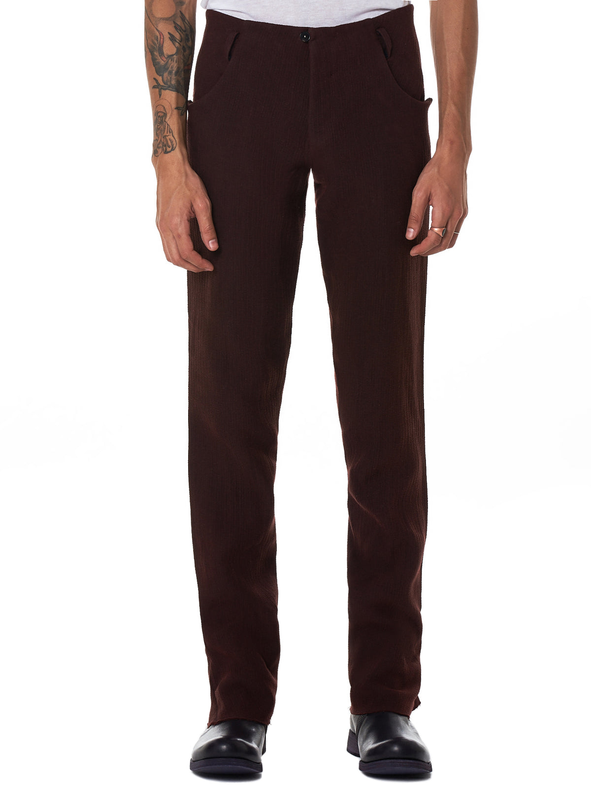 MA+ Trouser - Hlorenzo Front