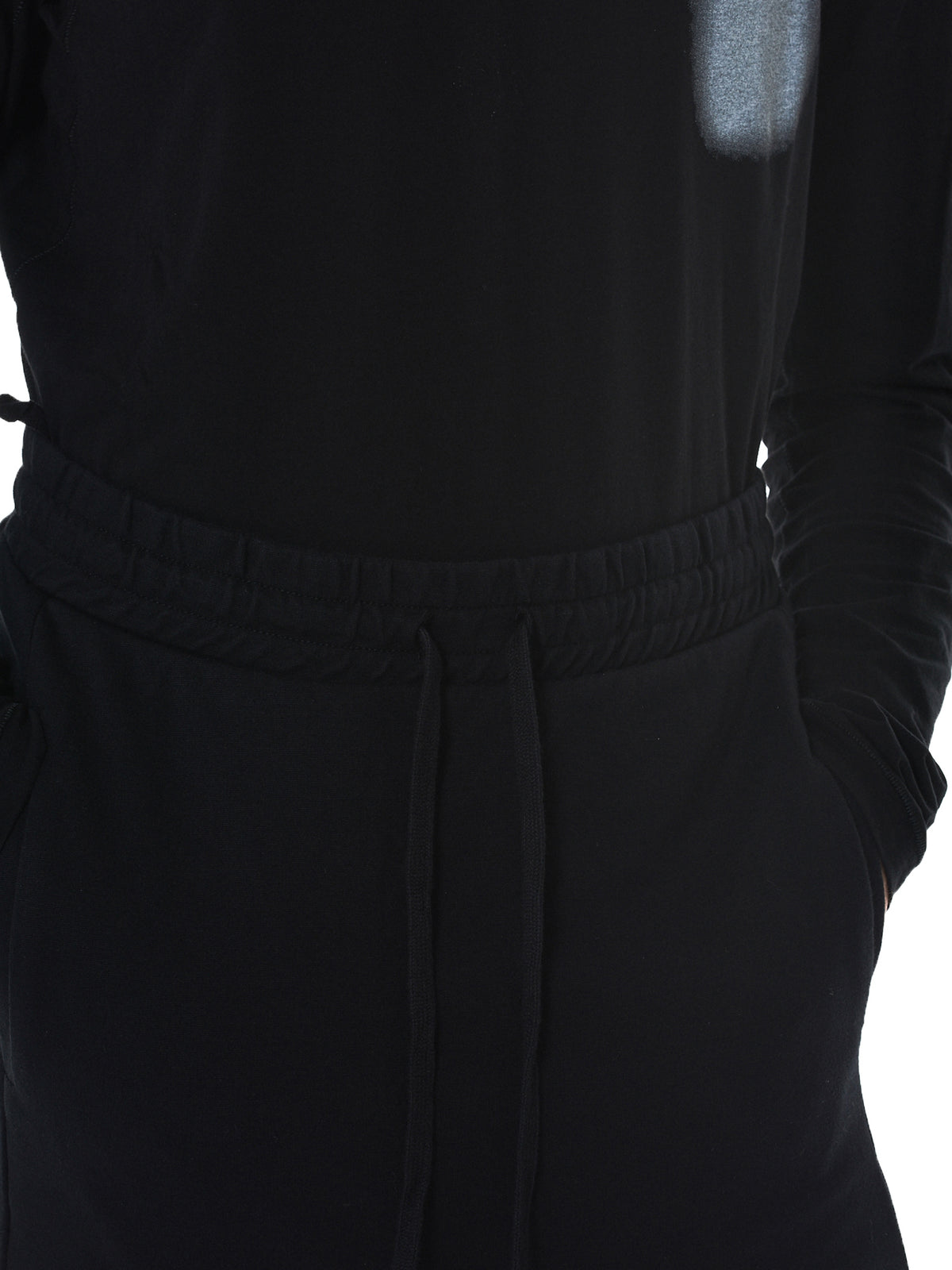 11 By Boris Bidjan Saberi Cropped Trousers - Hlorenzo Detail 2