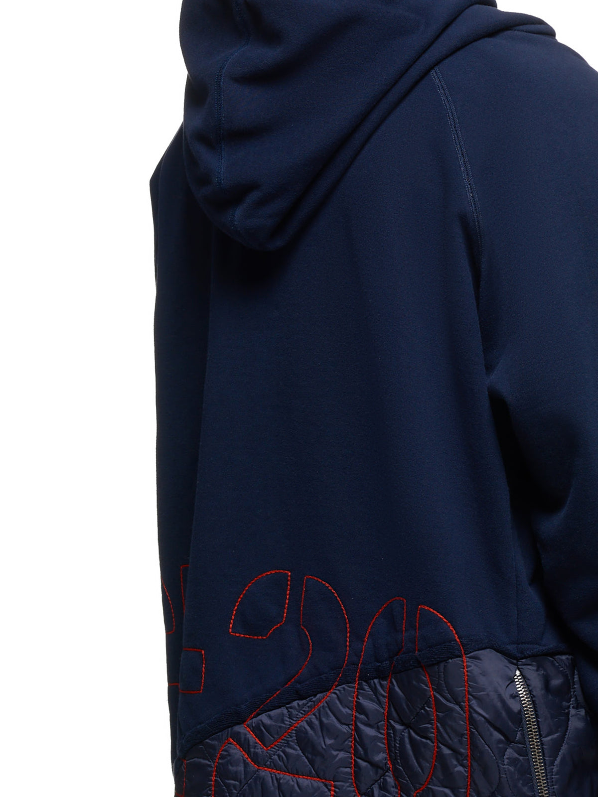 Patched Sweatshirt (P20P1454-NAVY)