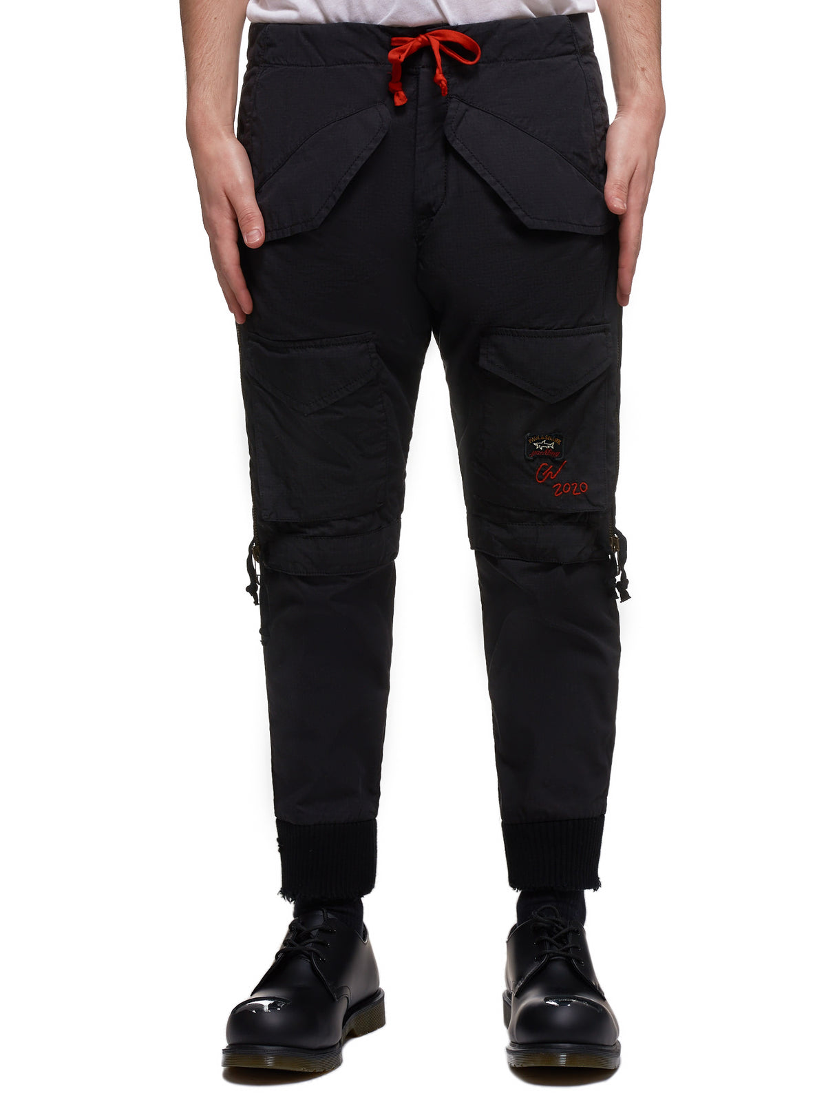 Athletic Joggers (P20P4303-BLACK)