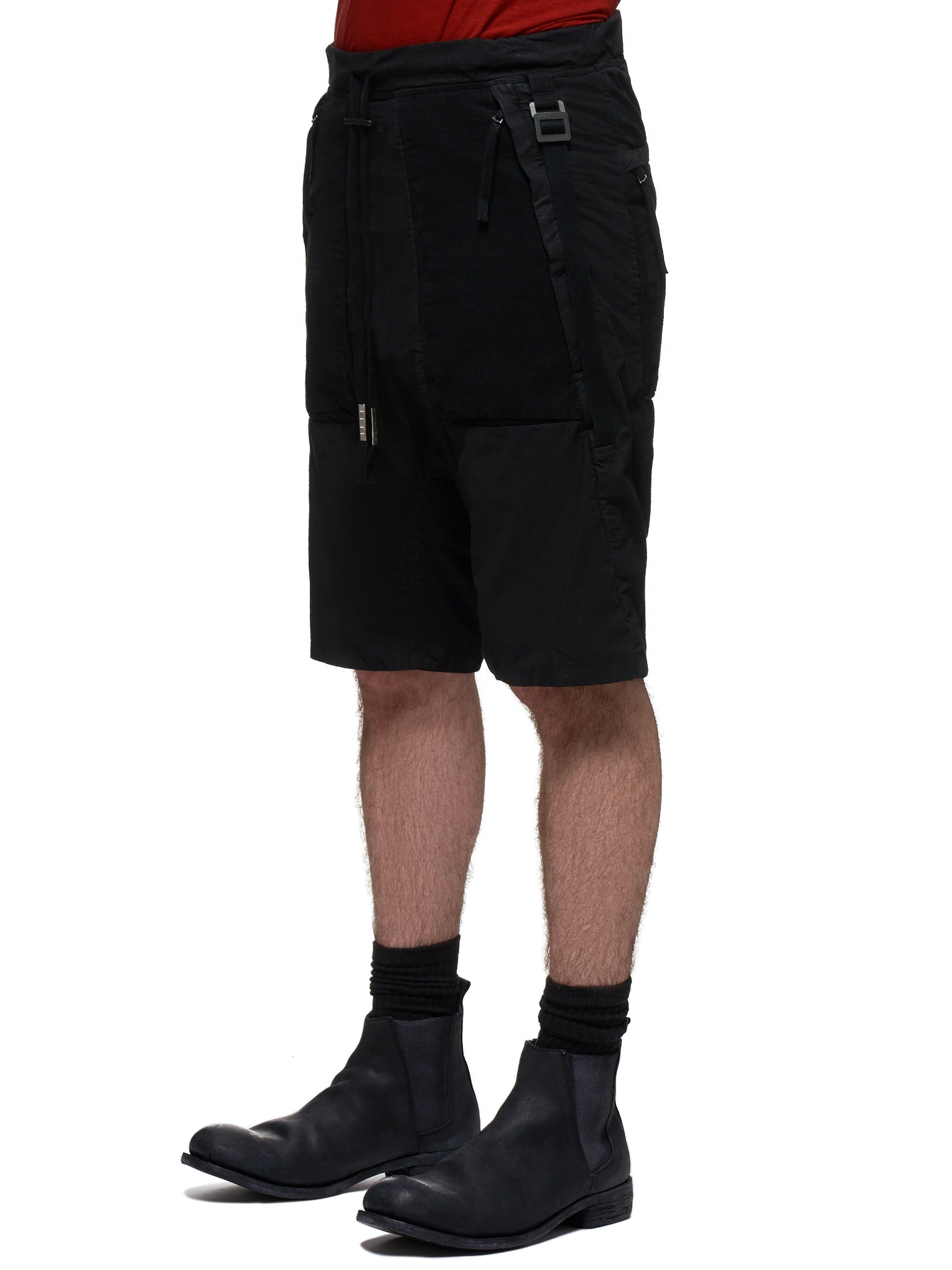 Boris Bidjan Saberi Shorts - Hlorenzo Side