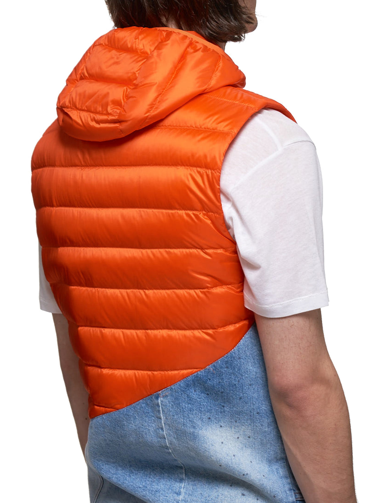 Ultra Light Down Vest (P20P2393-ORANGE)