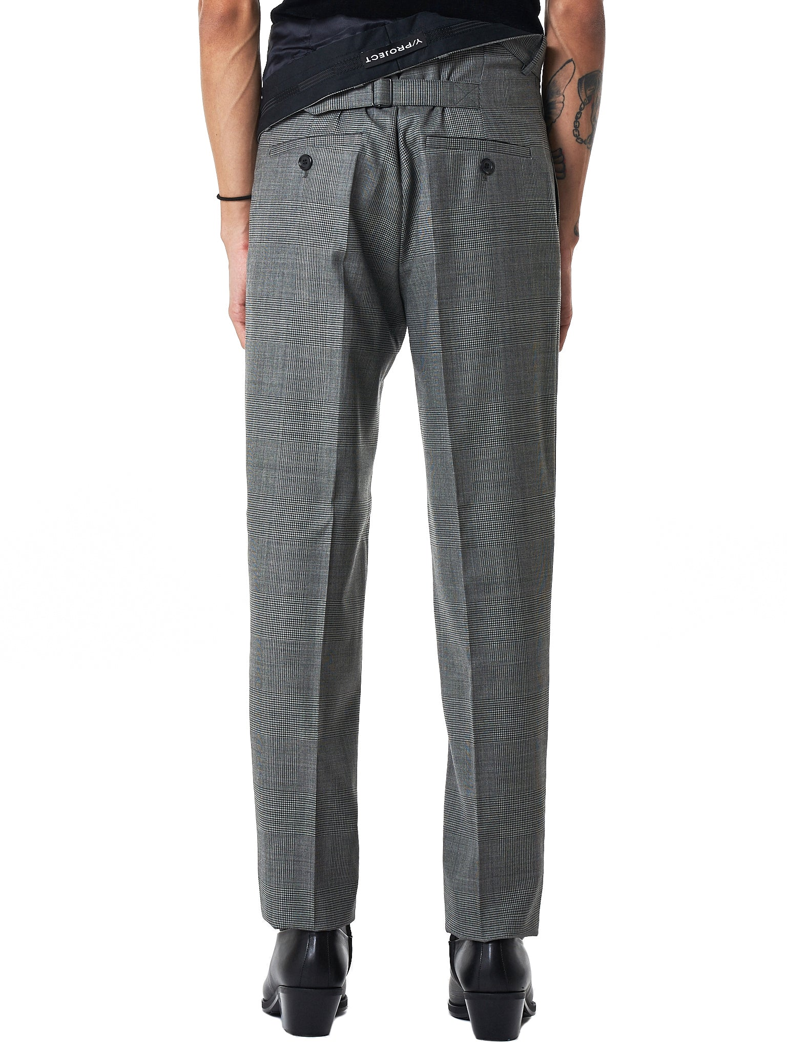Y/Project Trouser - Hlorenzo Back
