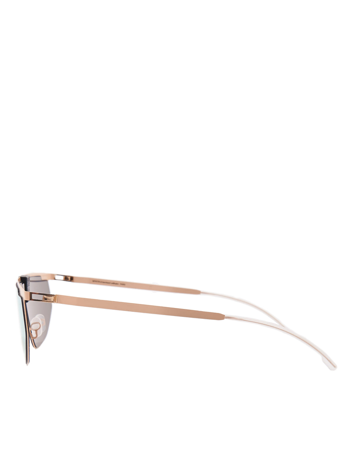 Shield Sunglasses (PARIS-MH47-SAFRANEL-CHAMPAGNE)