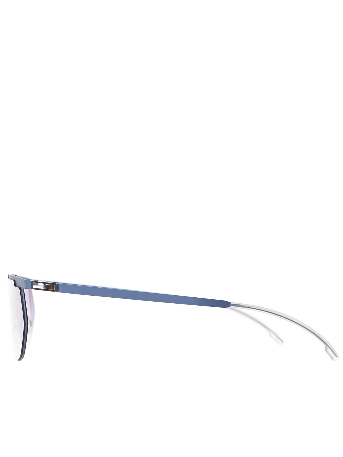 Shield Sunglasses (PARIS-MH48-BLUEGREY-DARK-BLYE)
