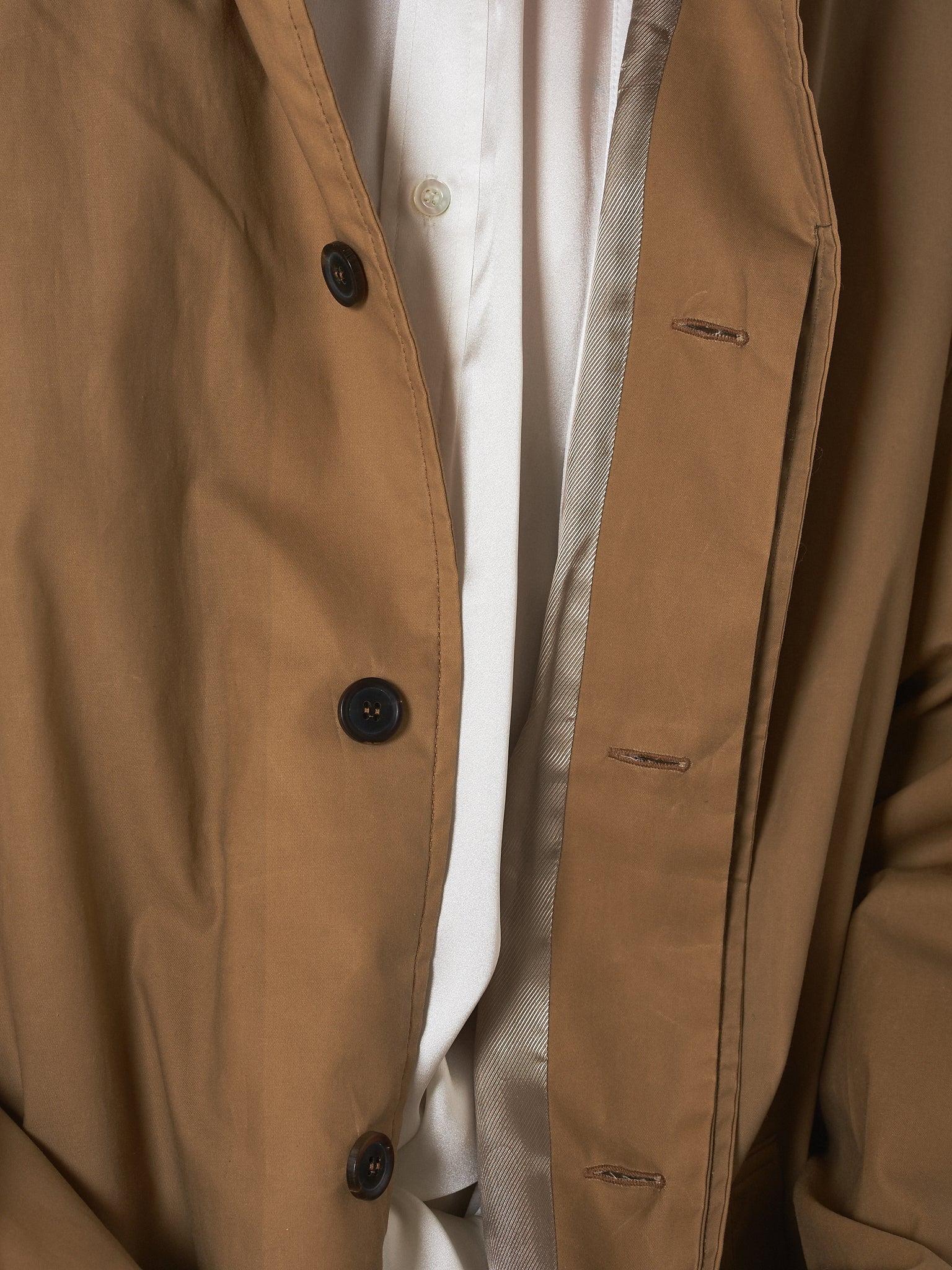 Y/Project Coat - Hlorenzo Detail 2