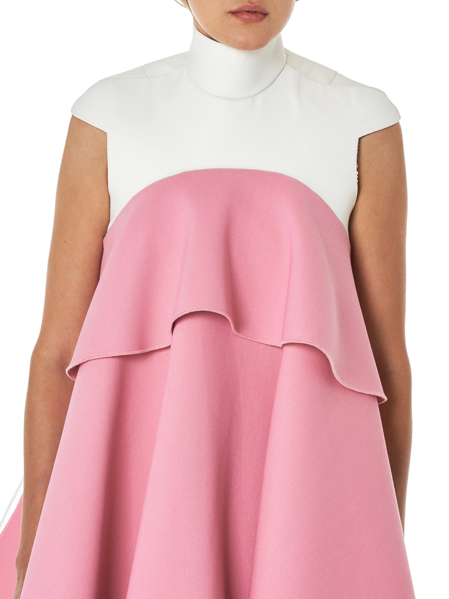 'Pedro' Apron Dress (PEDRO-PINK)