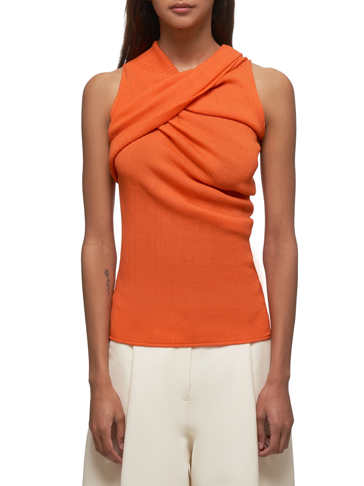 Wrapped Top (PJT0020C00928-U6452-ORANGE)