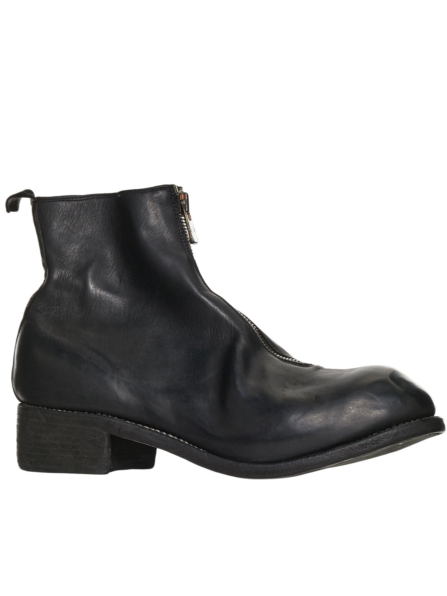 PL1 Horse Leather Boot (PL1-HORSE-FG-BLACK)
