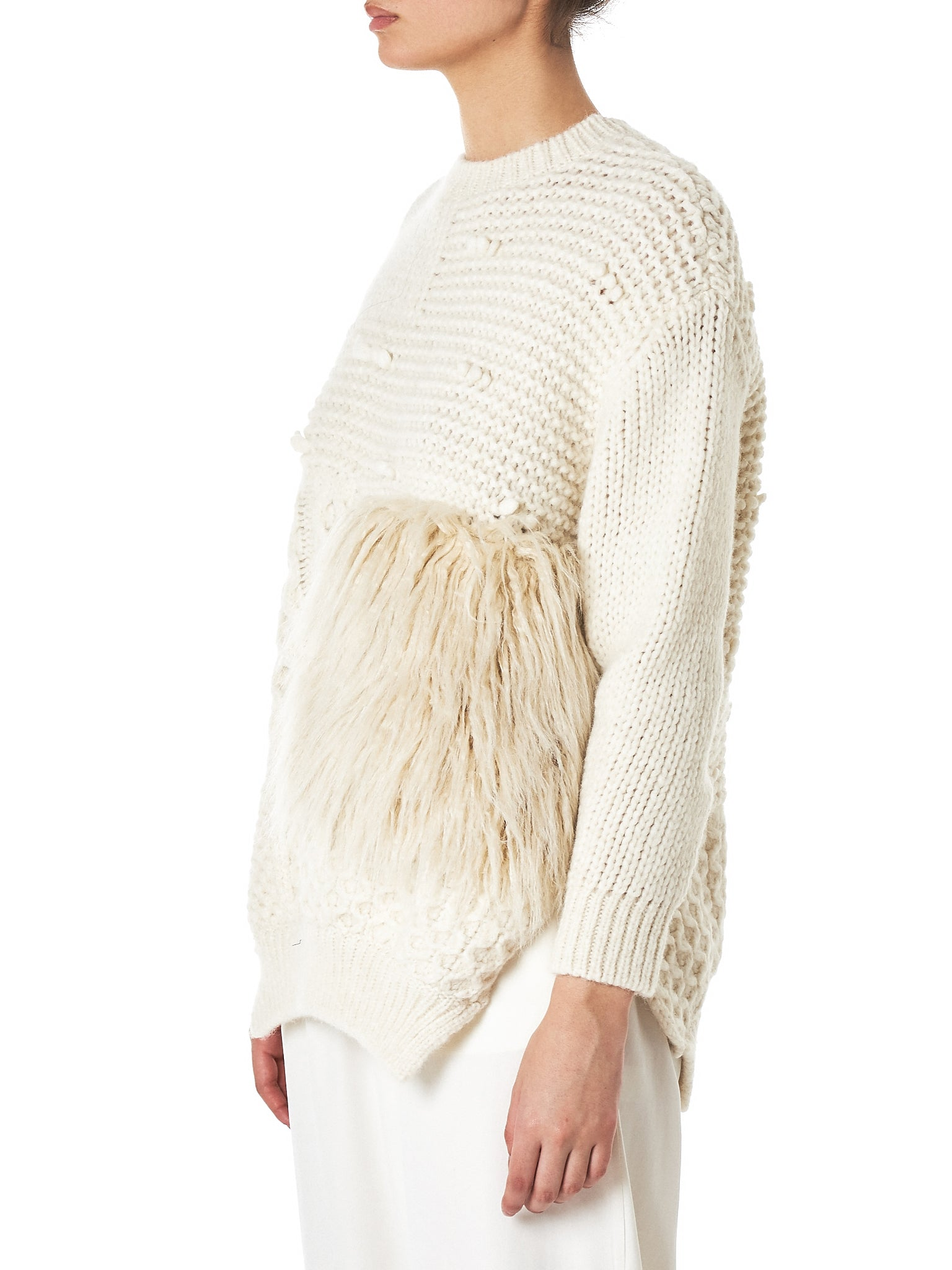 Simone Rocha Sweater - Hlorenzo Side