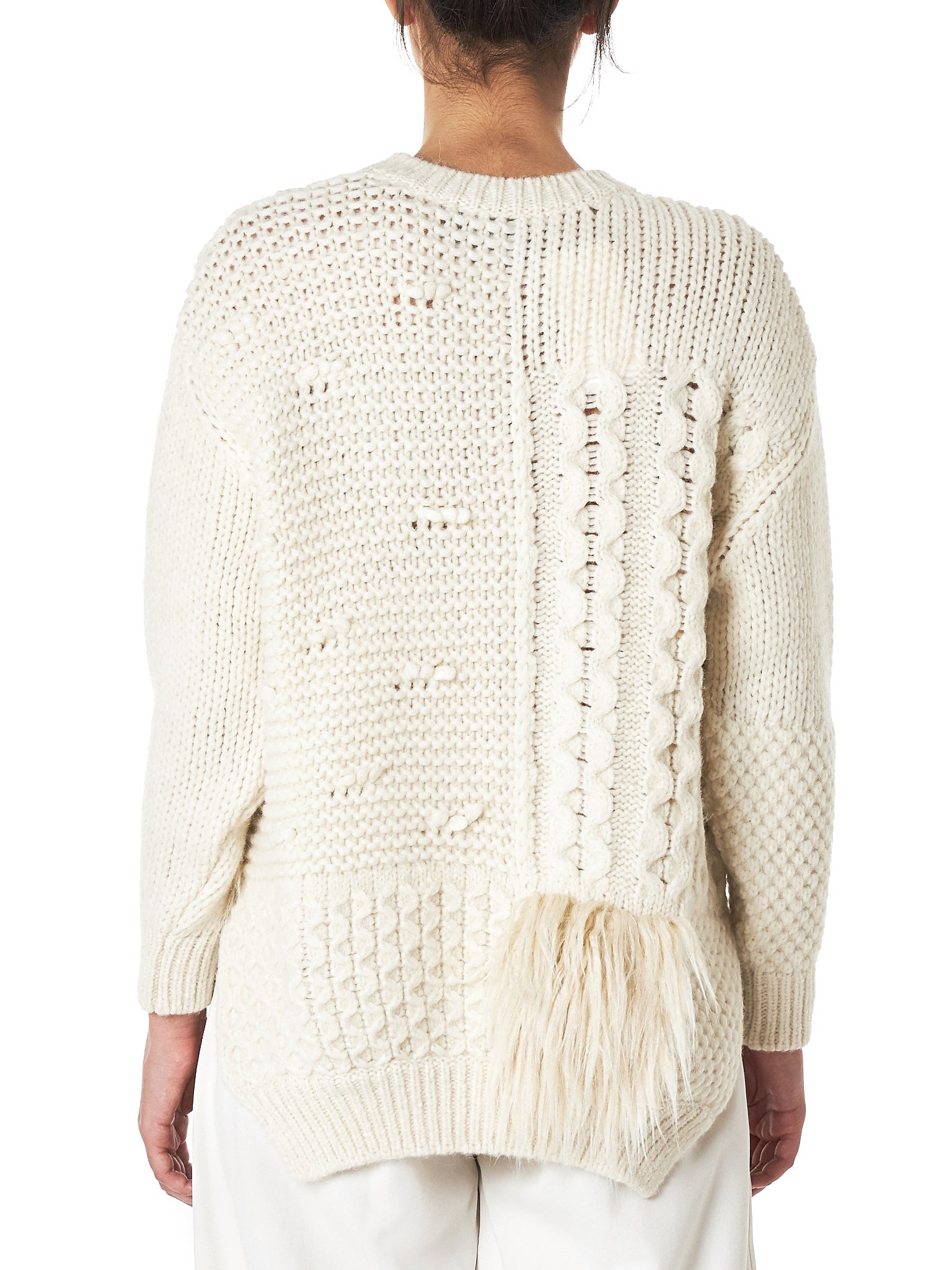 Simone Rocha Sweater - Hlorenzo Back