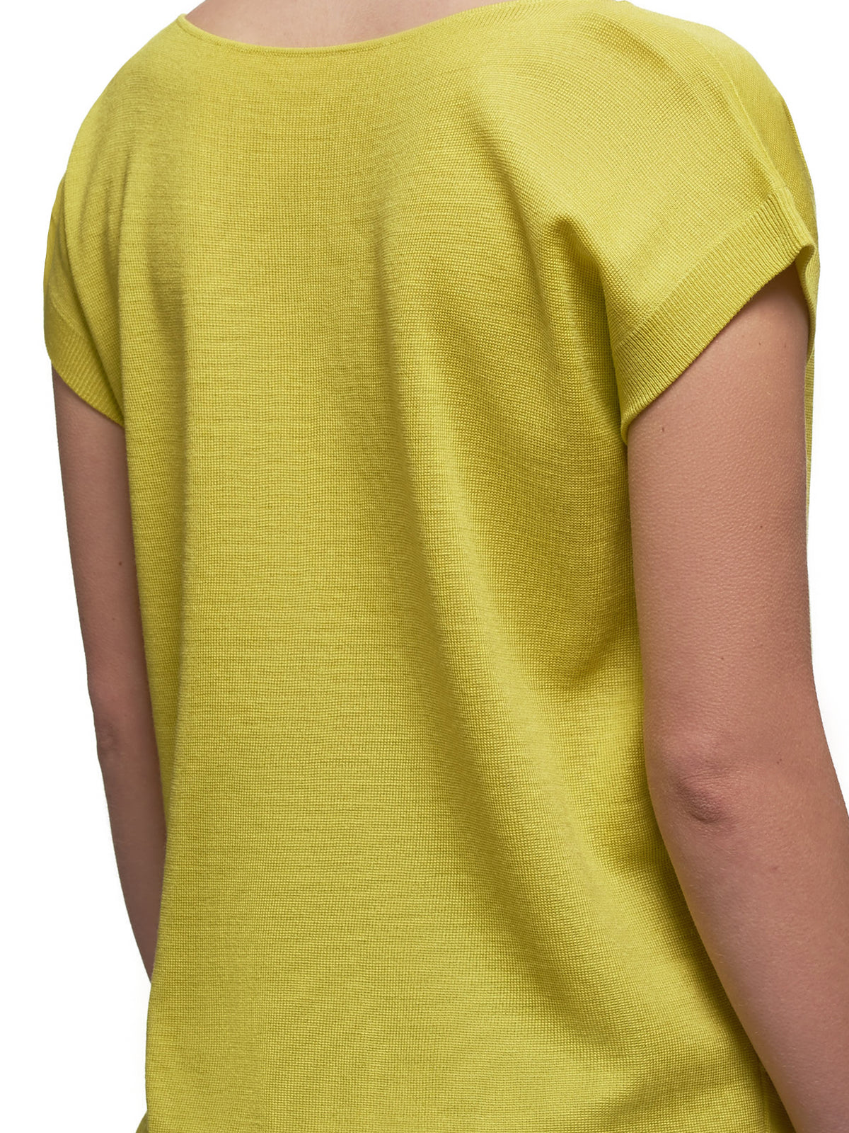 Draped Top (PMPU009ML0441-U6073-LIME)