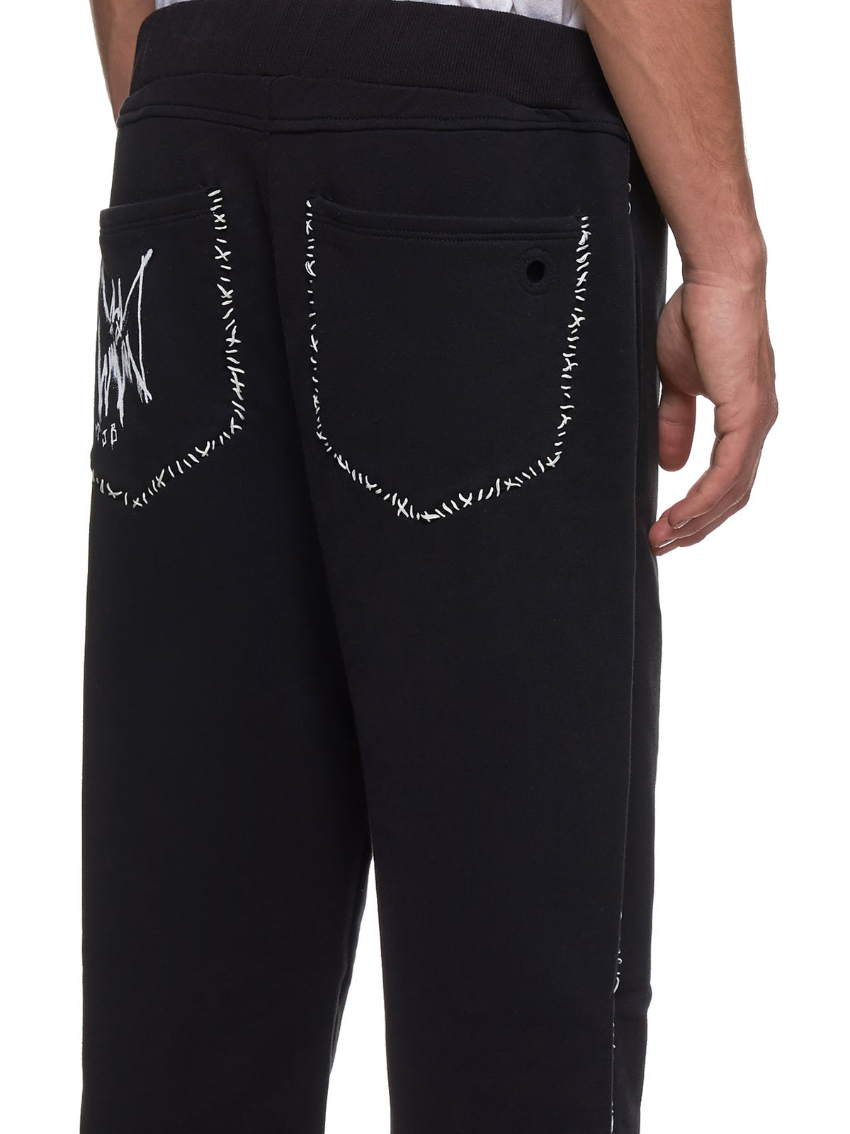 MJB (Marc Jacques Burton) Pants - Hlorenzo Detail 2