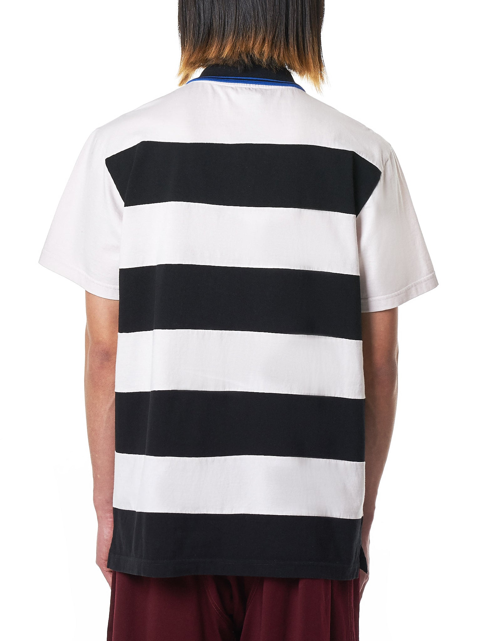 Marni Striped Polo - Hlorenzo Back