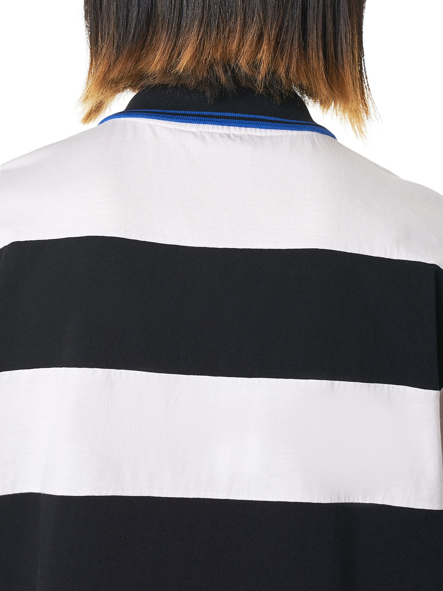 Marni Striped Polo - Hlorenzo Detail 2
