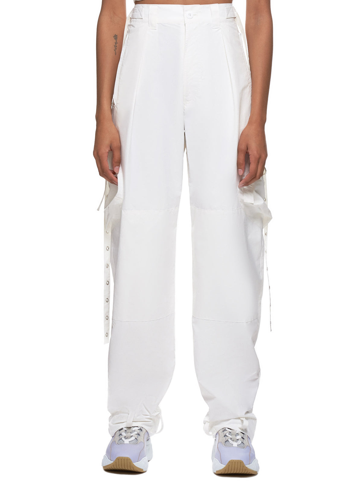 Military Cargo Pant (PT1W-OFFWHITE)
