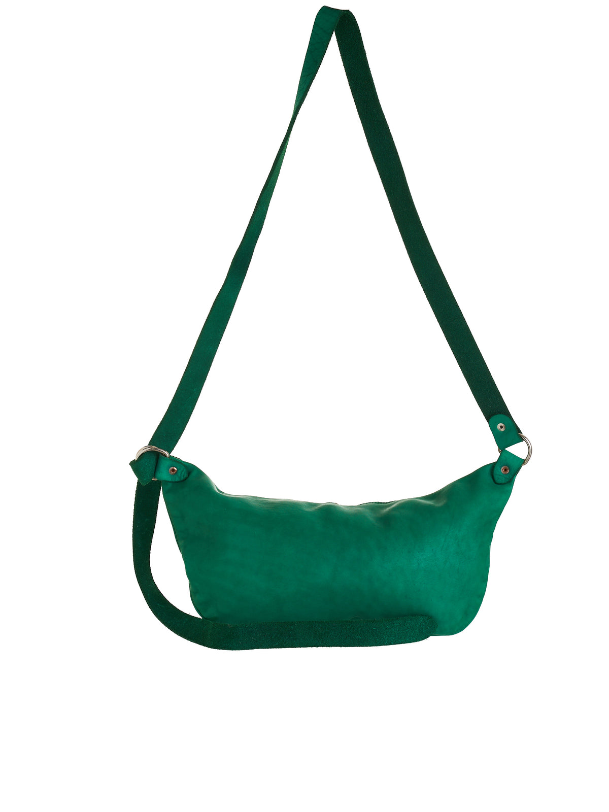 Q10M Horse Leather Bag (Q10M-HORSE-FG-POISON-GREEN)