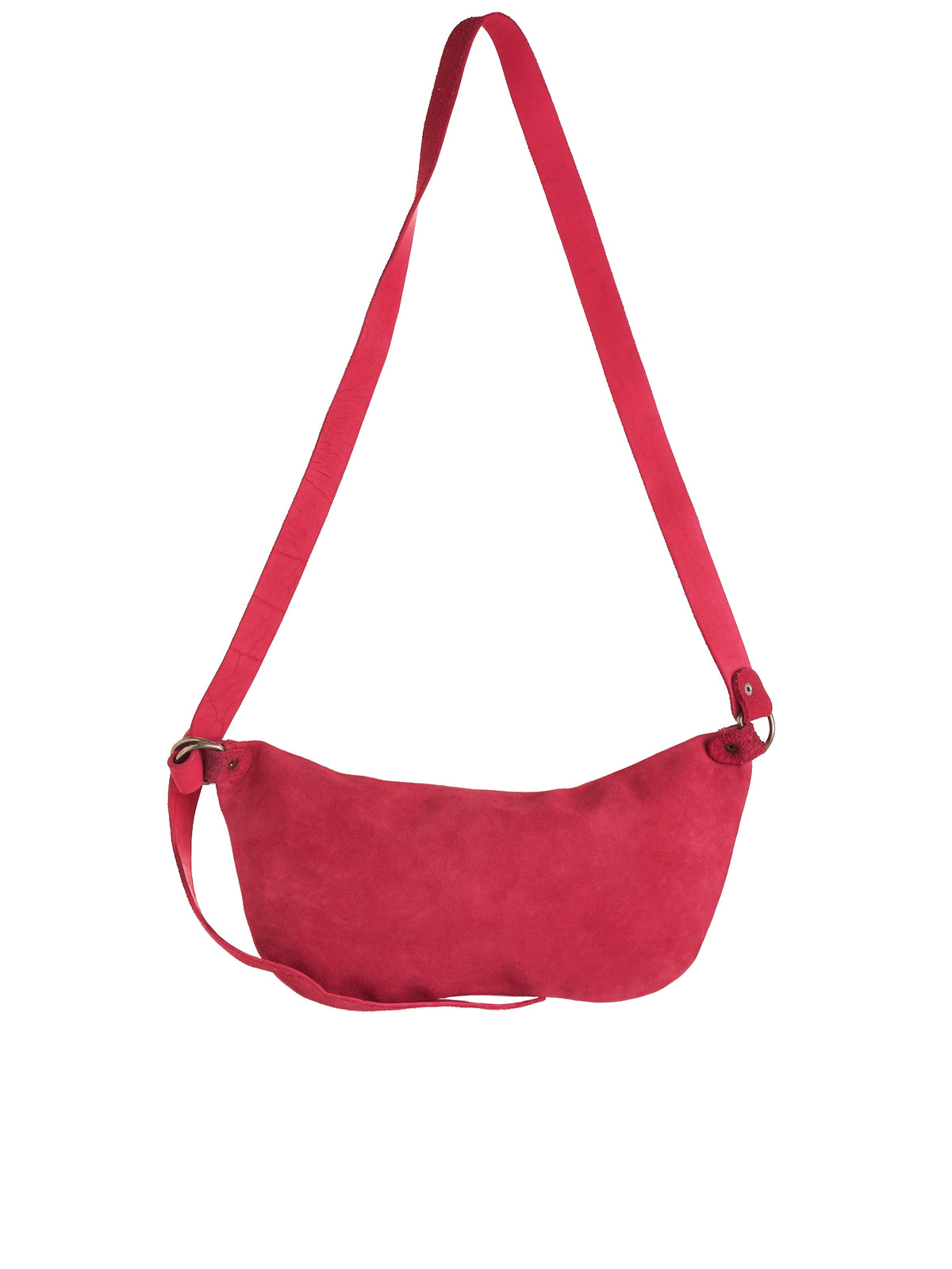Q10M Reverse Horse Leather Bag (Q10M-HORSE-REVERSE-PINK)