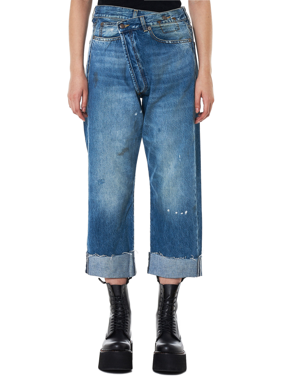 R13 Jeans - Hlorenzo Front
