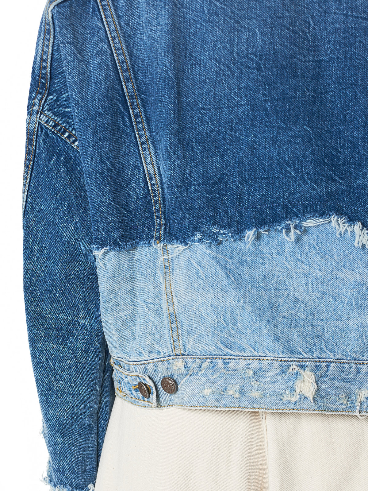 R13 Denim Jacket - Hlorenzo Detail 2