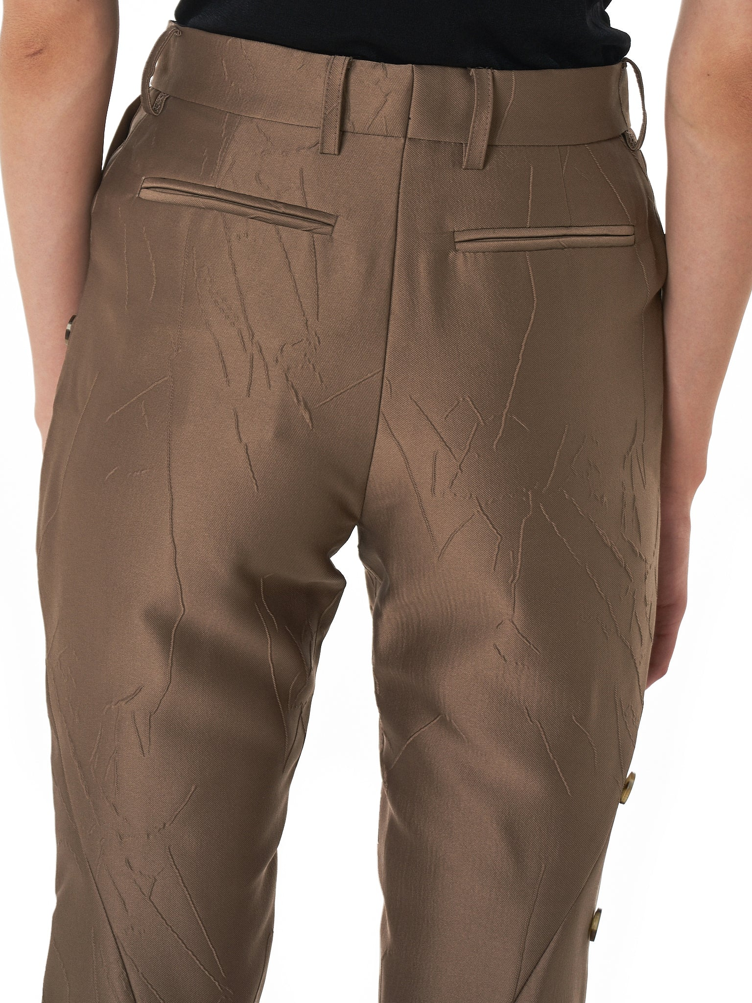 Rokh Trousers - Hlorenzo Detail 1