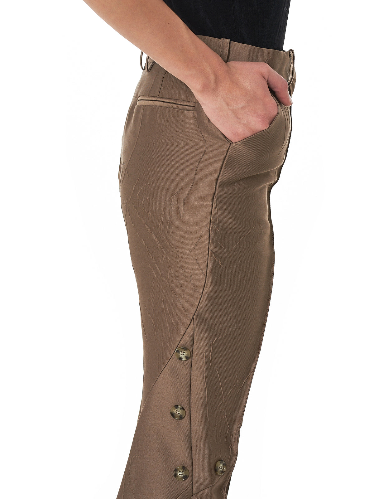 Rokh Trousers - Hlorenzo Detail 2