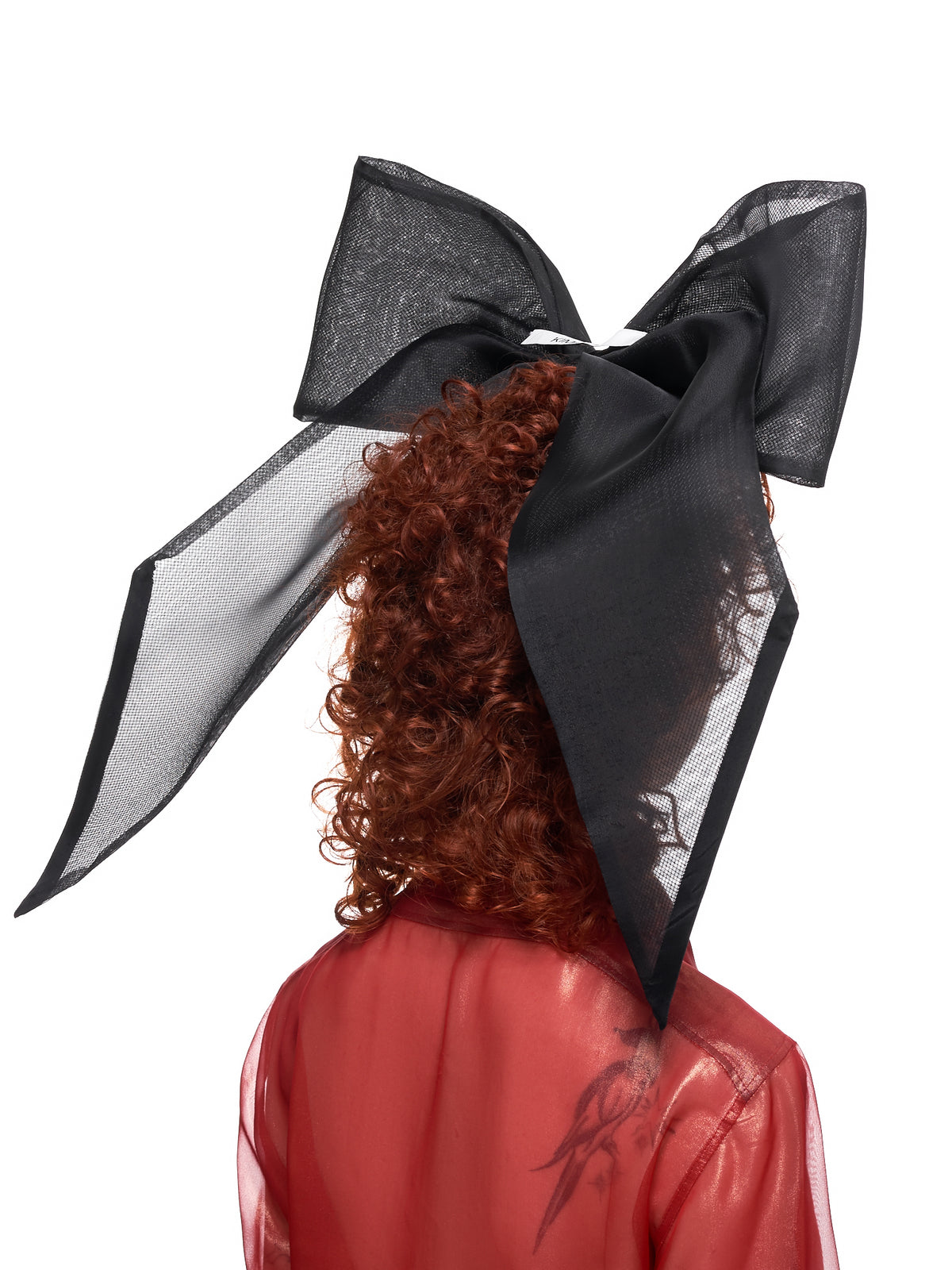 Oversized Bow (RB02-BLACK)